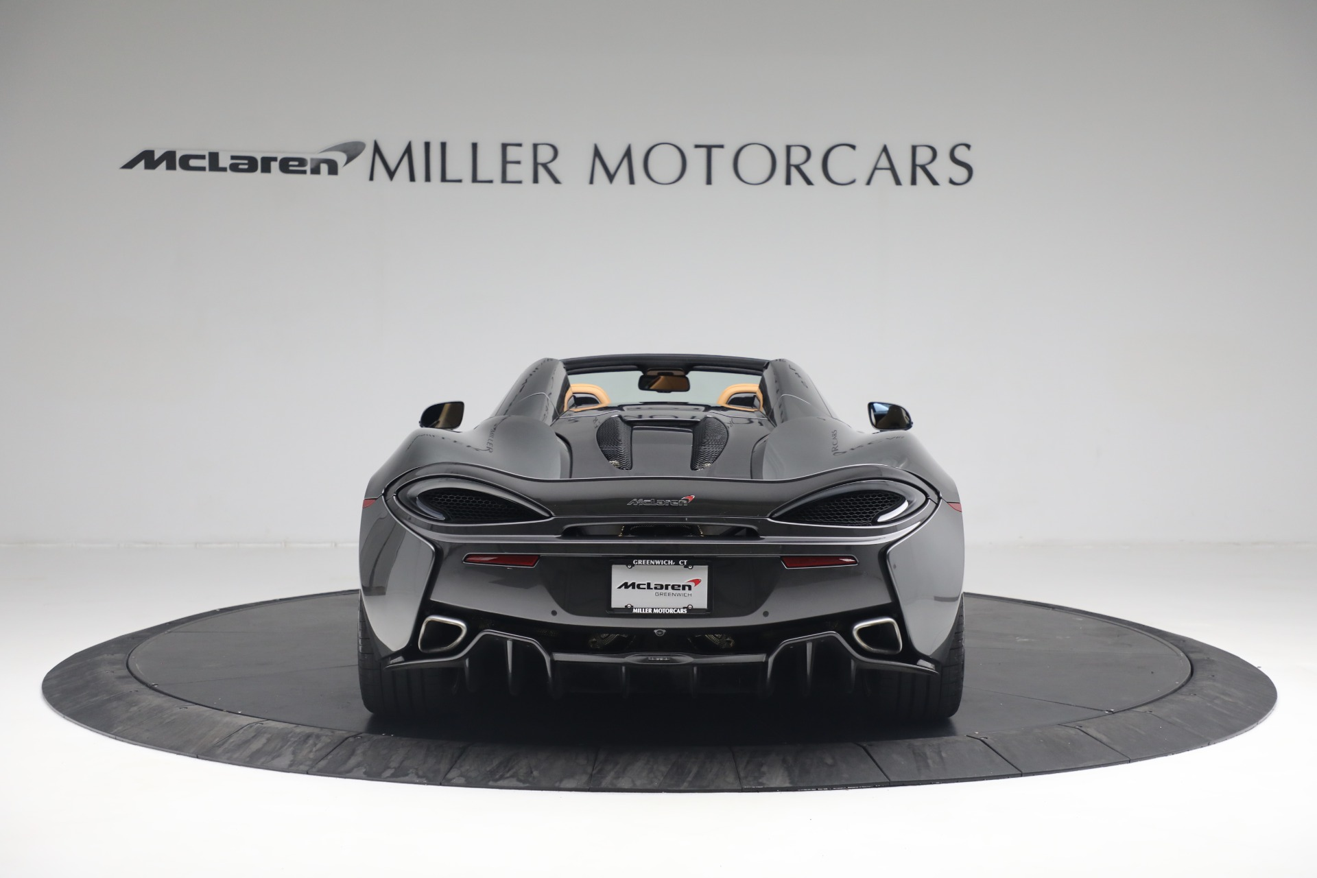 Used 2018 McLaren 570S Spider For Sale In Westport, CT 2308_p6