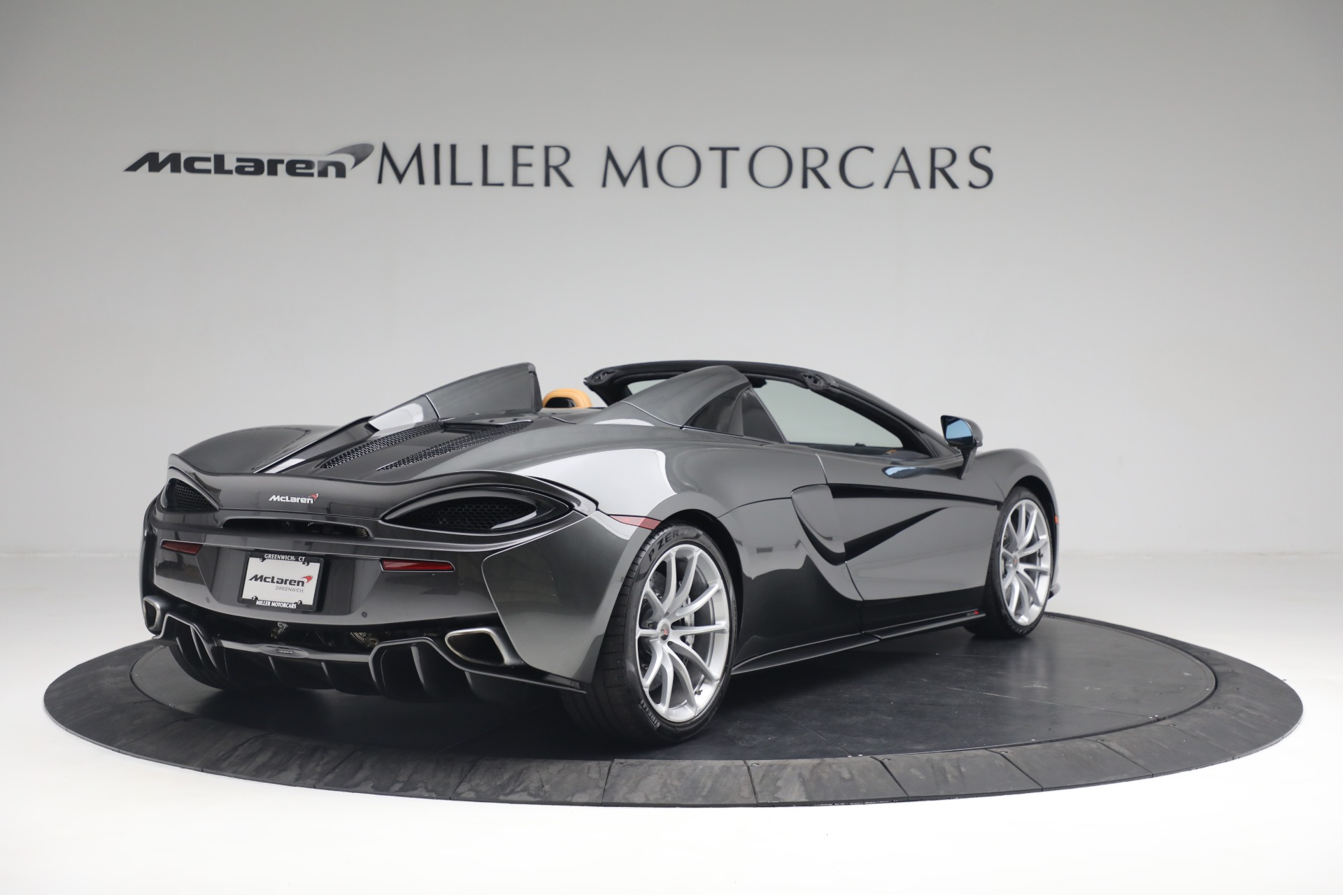 Used 2018 McLaren 570S Spider For Sale In Westport, CT 2308_p7