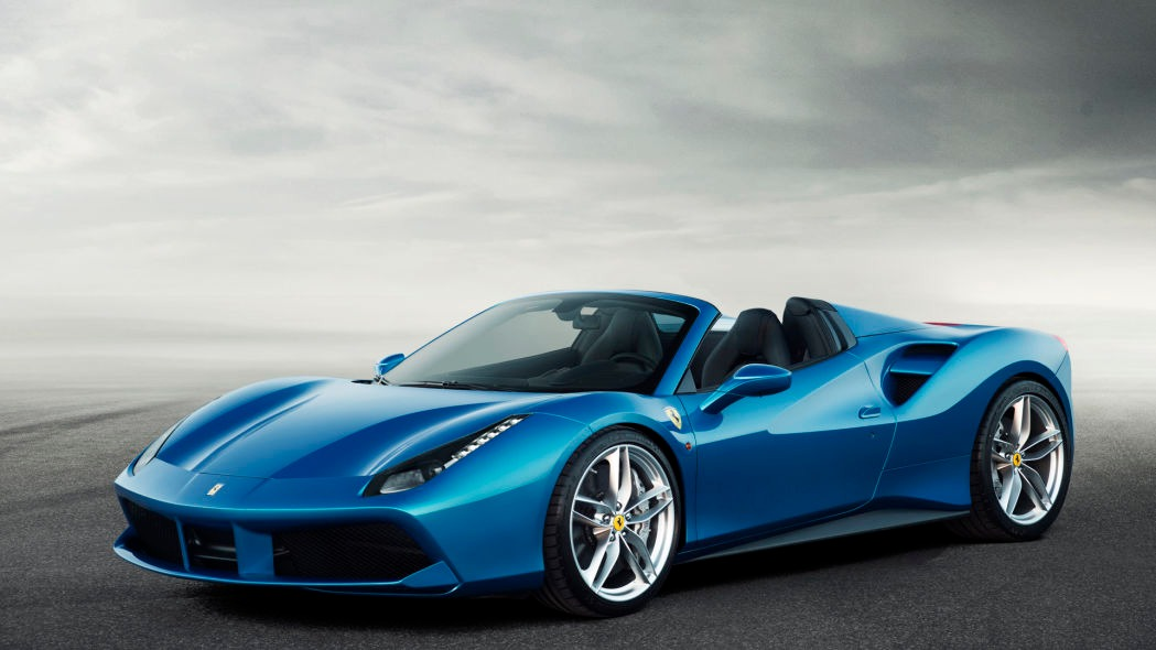 New 2019 Ferrari 488 Spider  For Sale In Westport, CT