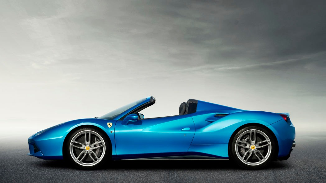 New 2019 Ferrari 488 Spider  For Sale In Westport, CT 231_p2