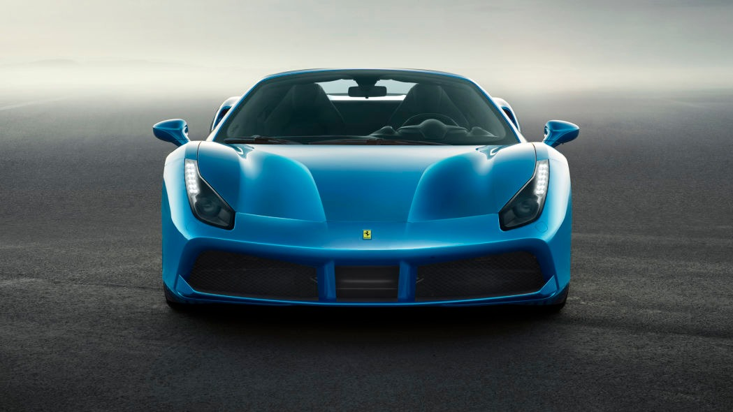 New 2019 Ferrari 488 Spider  For Sale In Westport, CT 231_p4