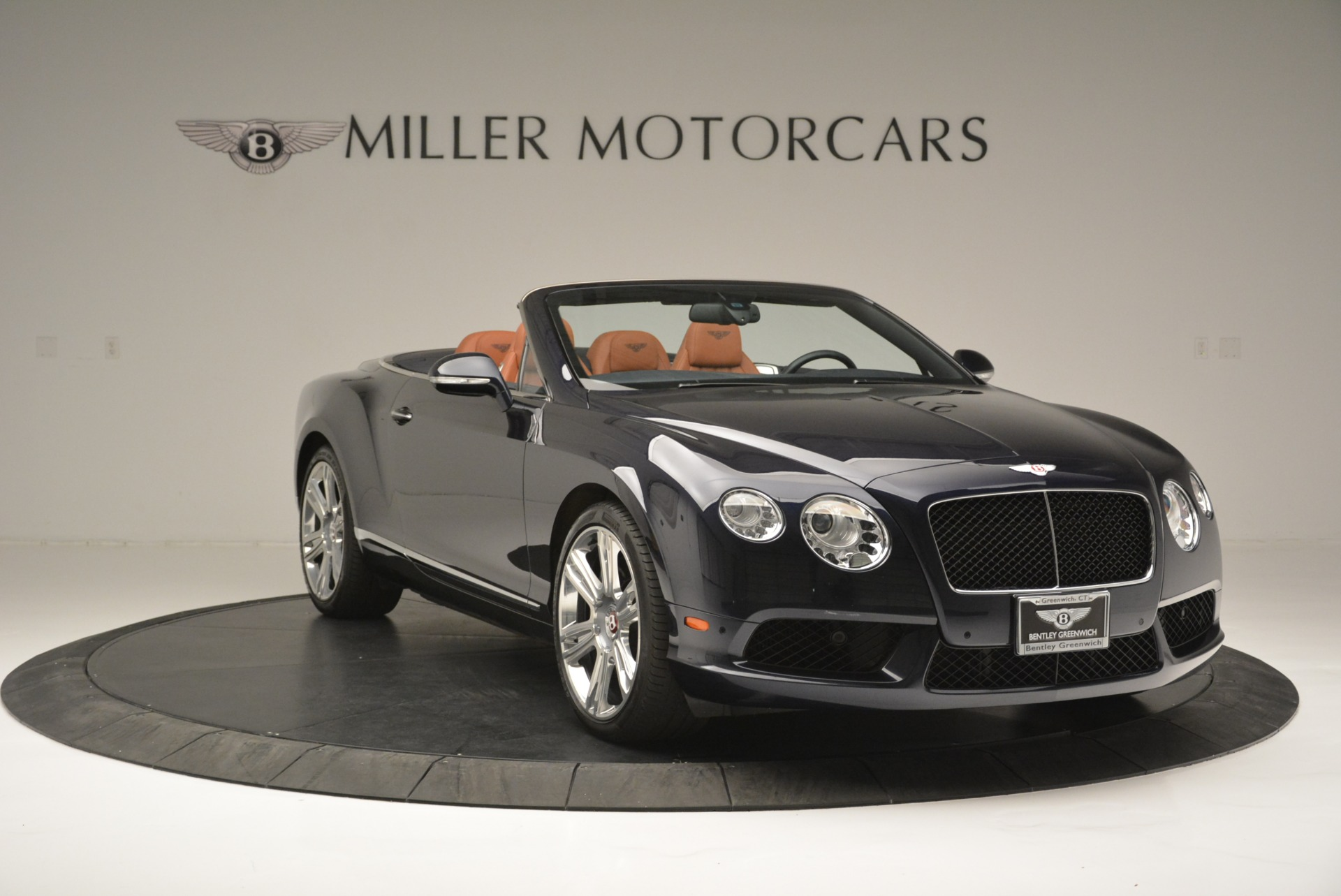 Used 2015 Bentley Continental GT V8 For Sale In Westport, CT 2310_p11