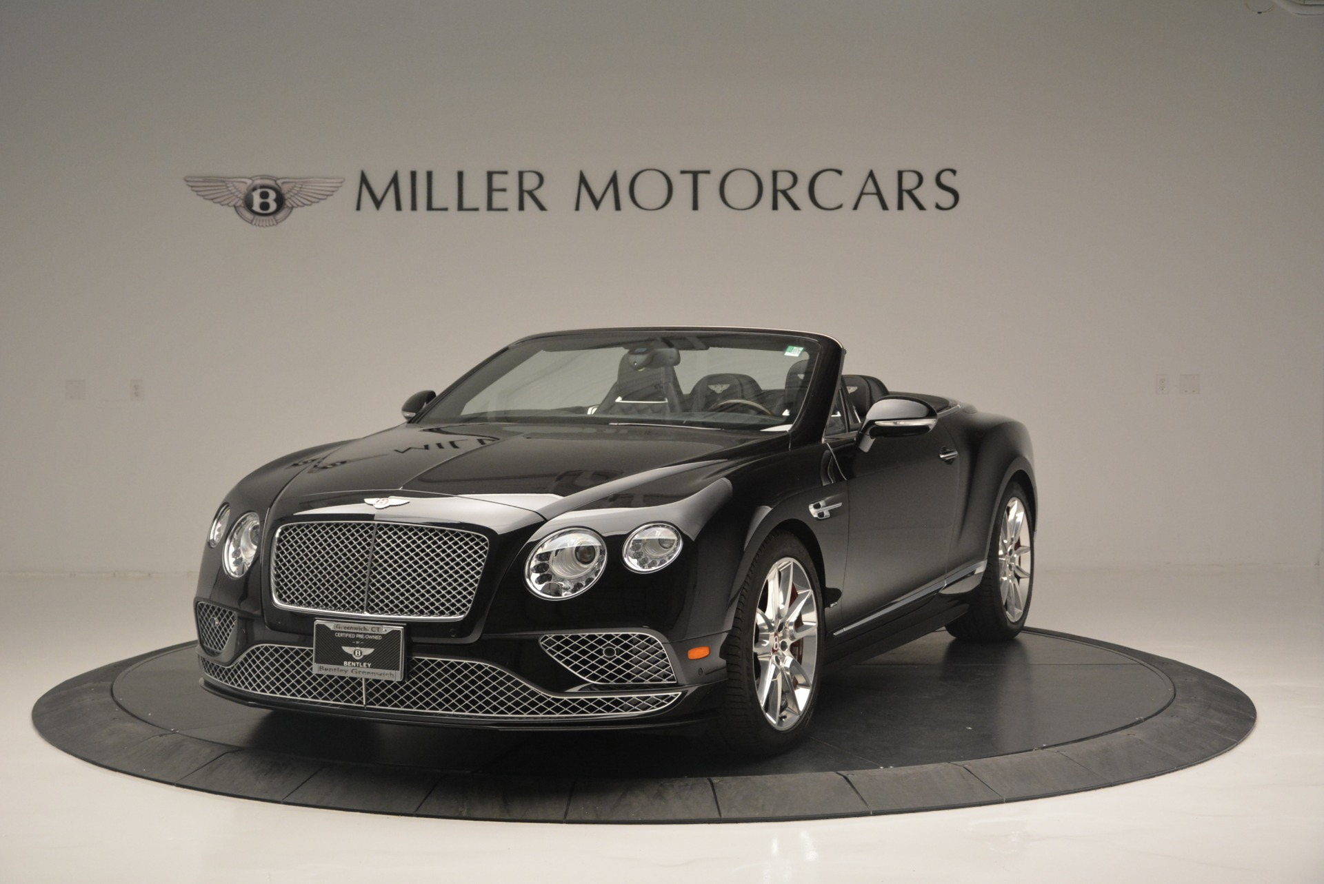 Used 2016 Bentley Continental GT V8 S For Sale In Westport, CT 2311_main