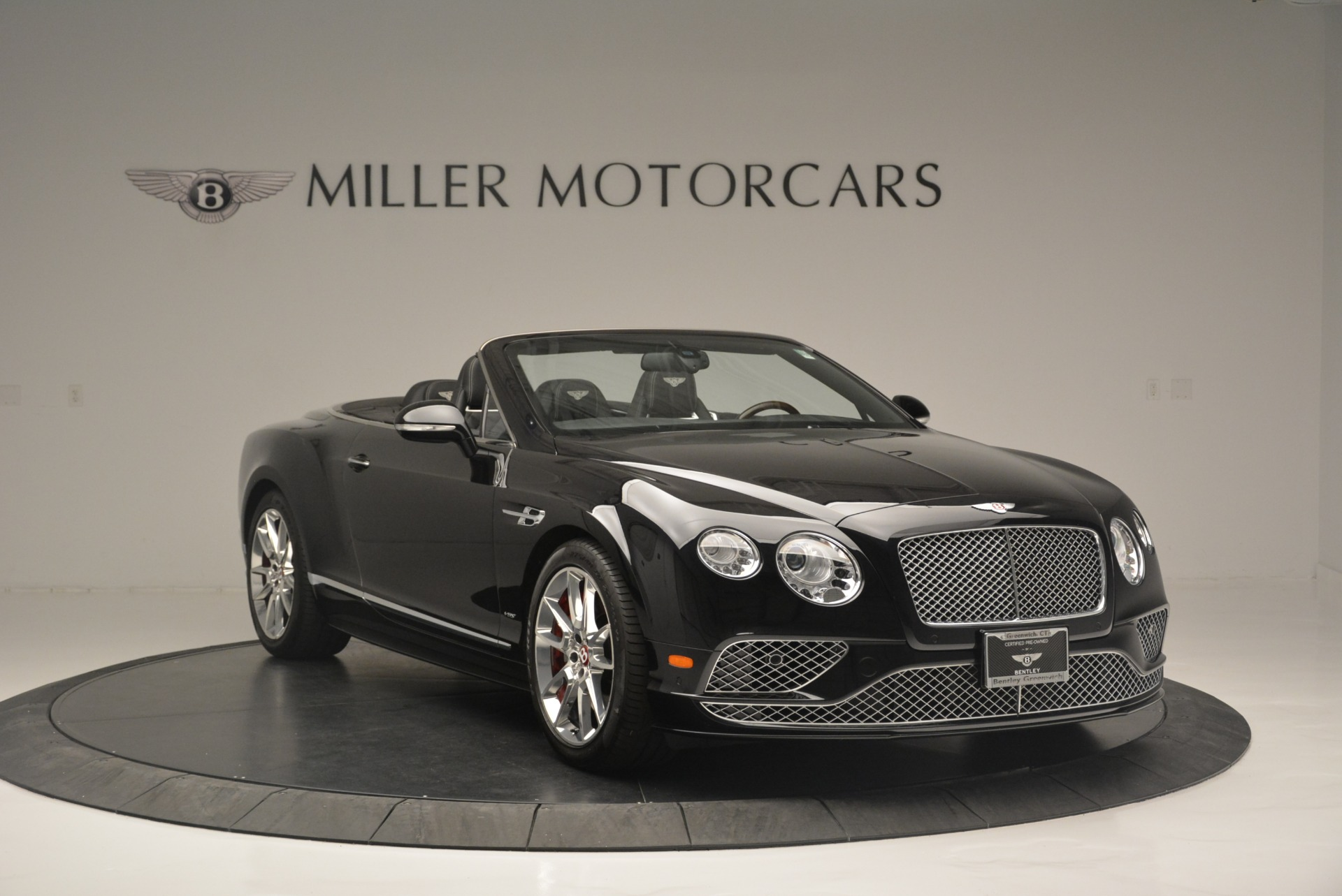 Used 2016 Bentley Continental GT V8 S For Sale In Westport, CT 2311_p11