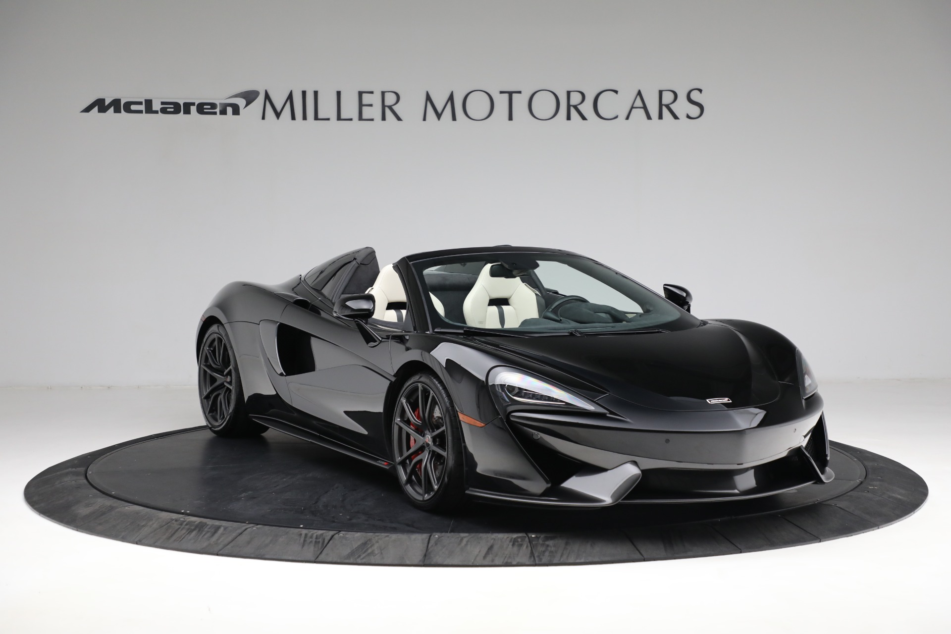 New 2018 McLaren 570S Spider For Sale In Westport, CT 2312_p11