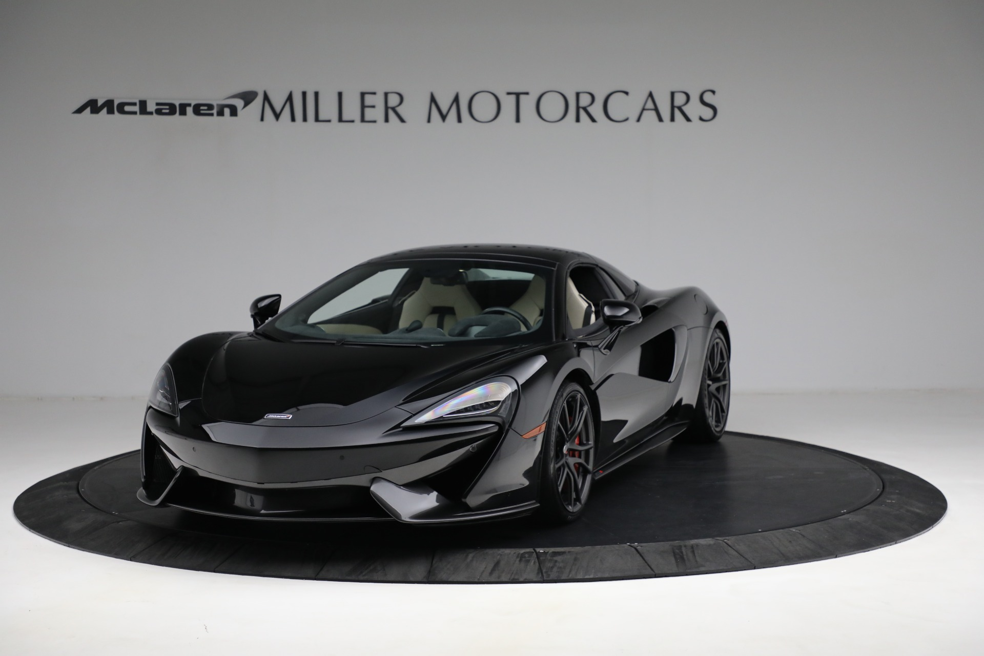 New 2018 McLaren 570S Spider For Sale In Westport, CT 2312_p13