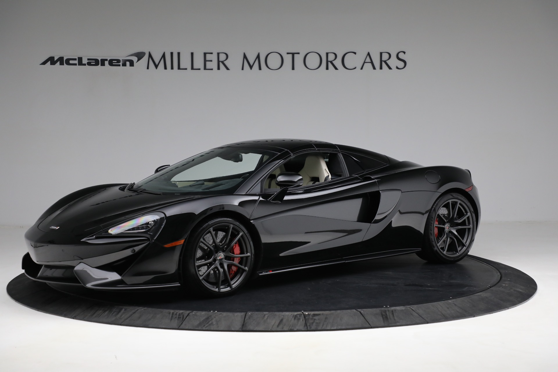 New 2018 McLaren 570S Spider For Sale In Westport, CT 2312_p14