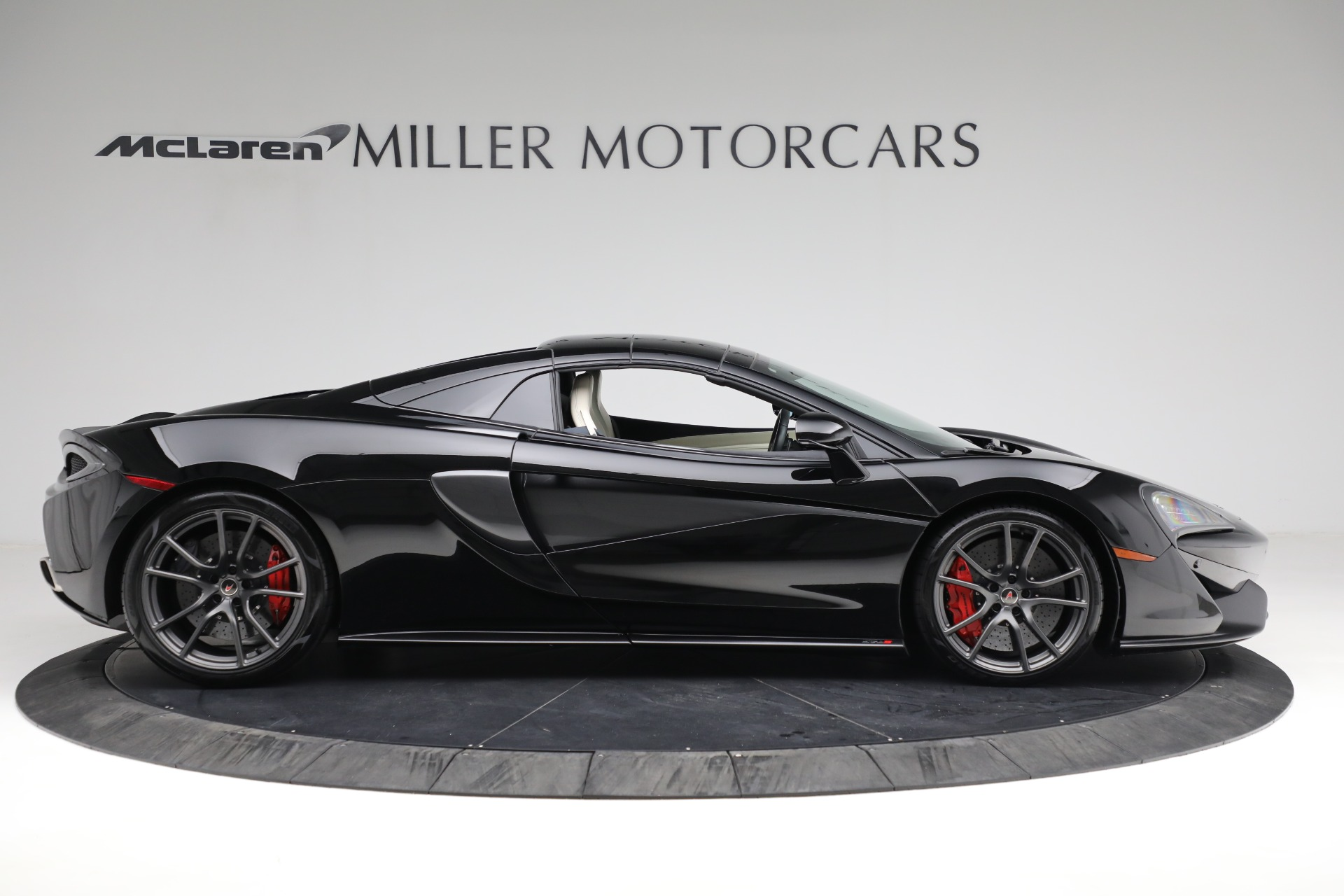 New 2018 McLaren 570S Spider For Sale In Westport, CT 2312_p17
