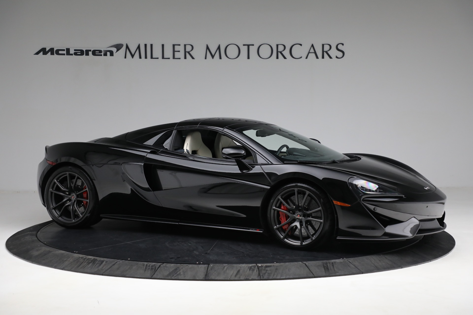 New 2018 McLaren 570S Spider For Sale In Westport, CT 2312_p18