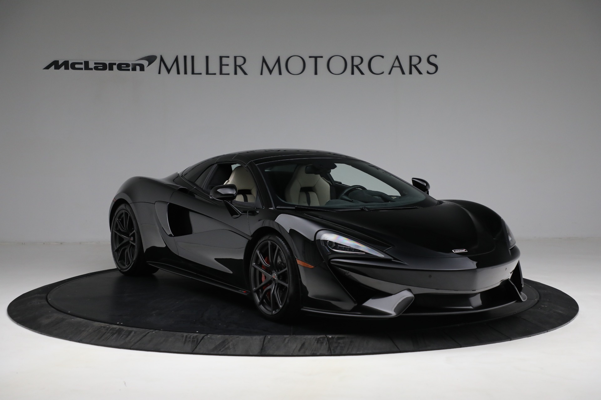 New 2018 McLaren 570S Spider For Sale In Westport, CT 2312_p19