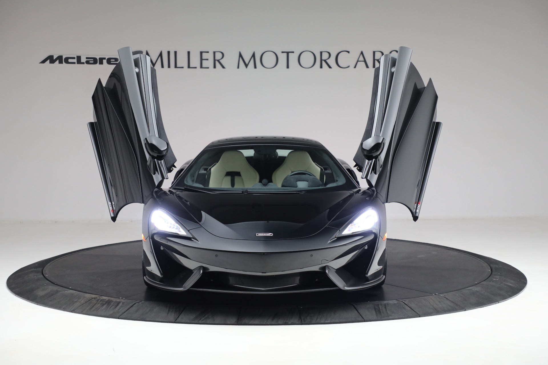 New 2018 McLaren 570S Spider For Sale In Westport, CT 2312_p21