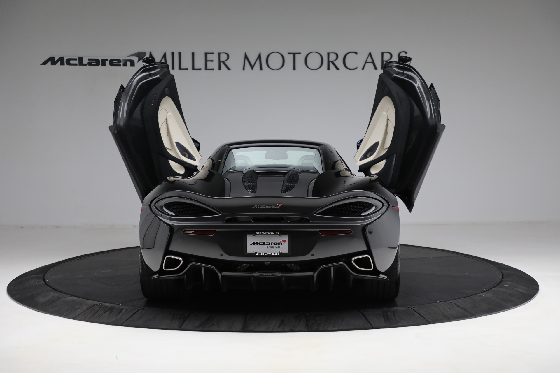 New 2018 McLaren 570S Spider For Sale In Westport, CT 2312_p25