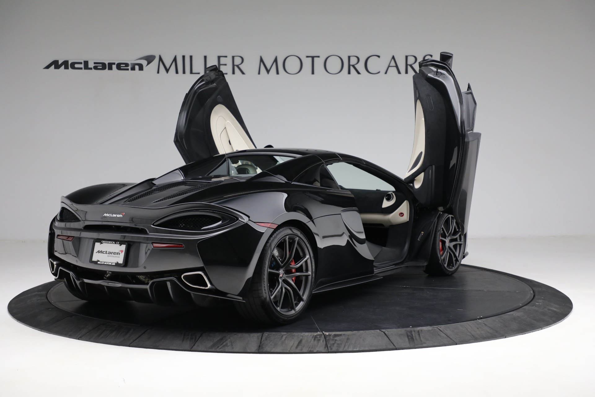 New 2018 McLaren 570S Spider For Sale In Westport, CT 2312_p26