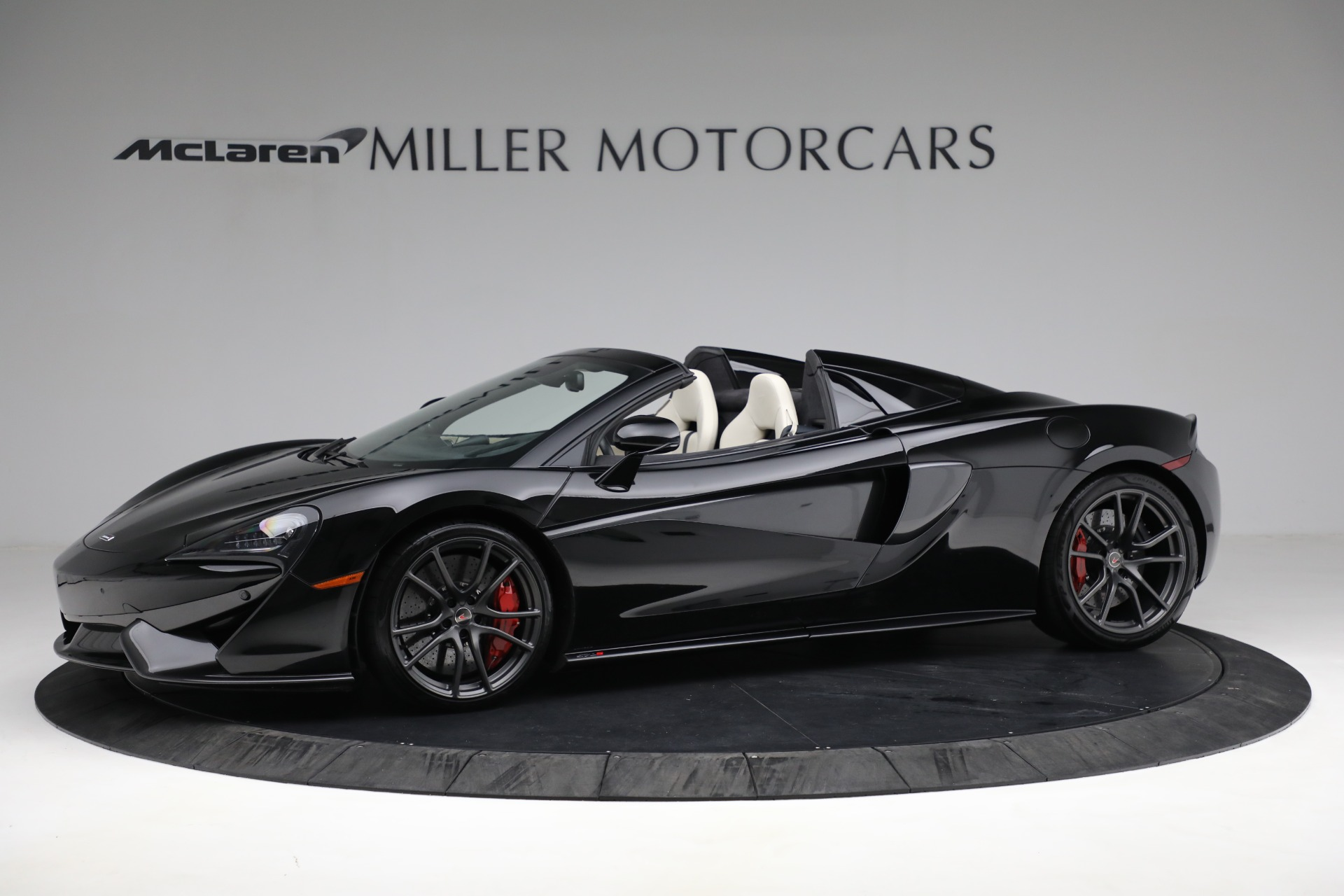 New 2018 McLaren 570S Spider For Sale In Westport, CT 2312_p2