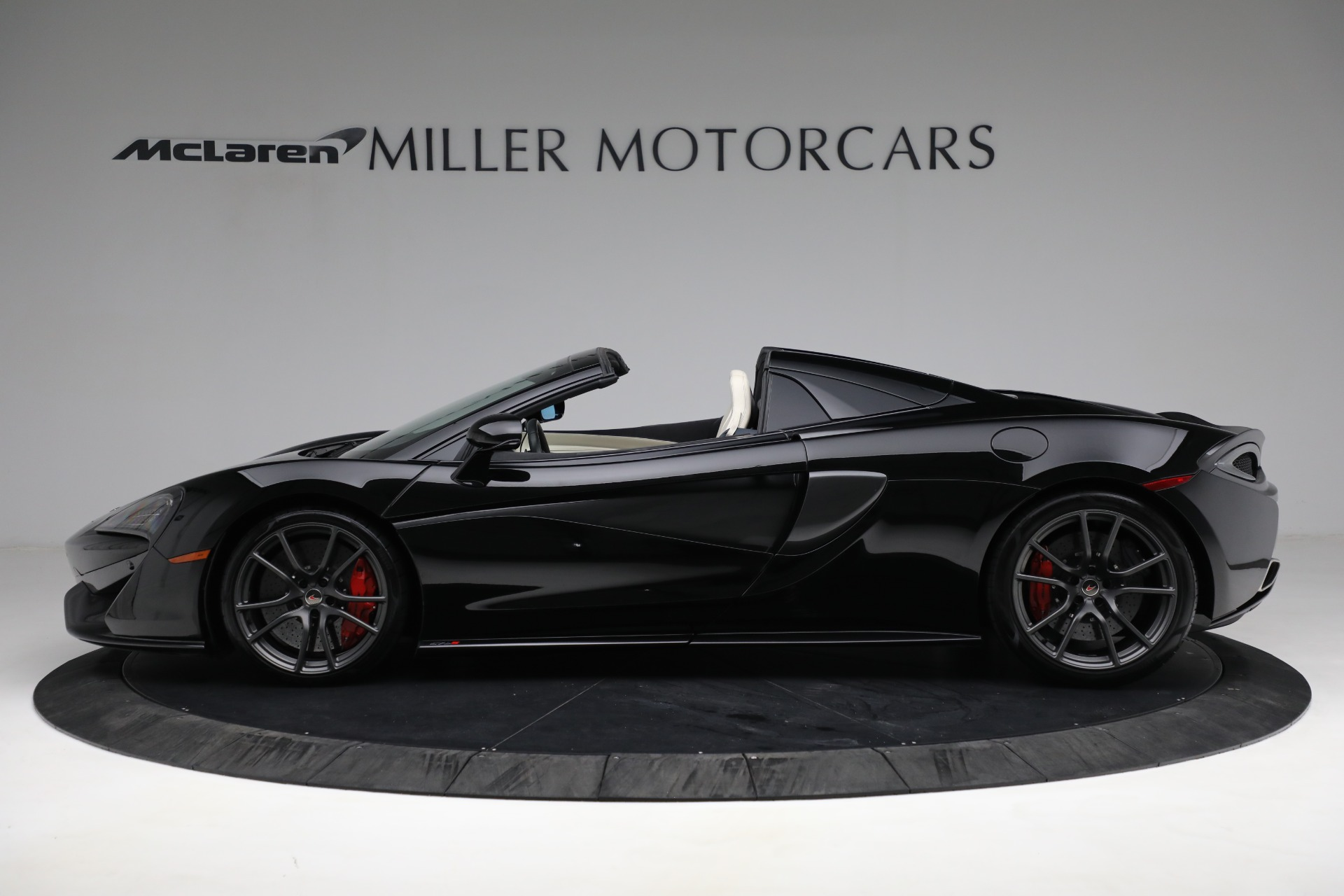 New 2018 McLaren 570S Spider For Sale In Westport, CT 2312_p3