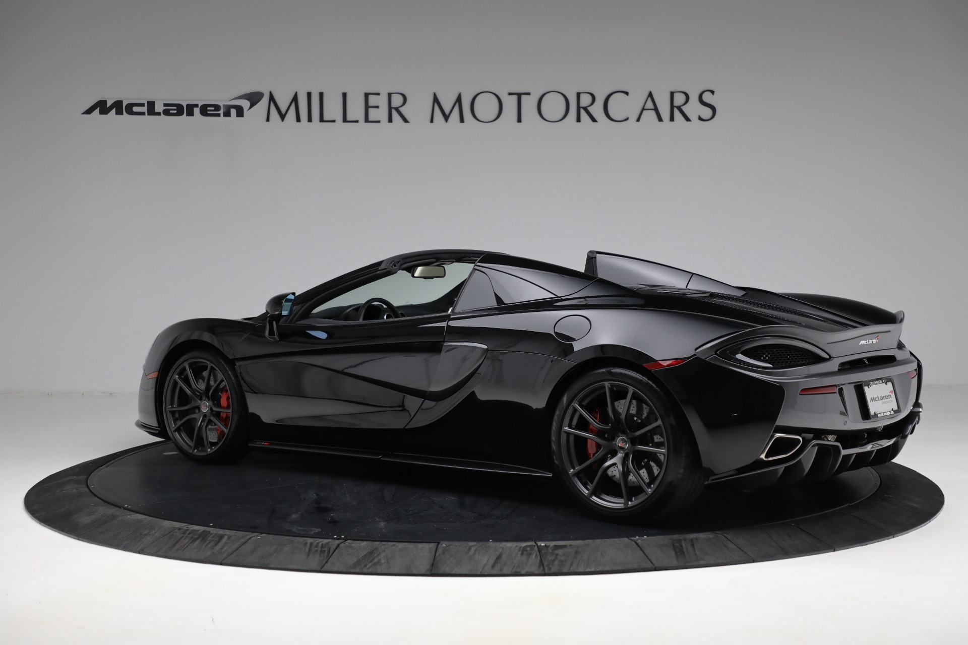 New 2018 McLaren 570S Spider For Sale In Westport, CT 2312_p4