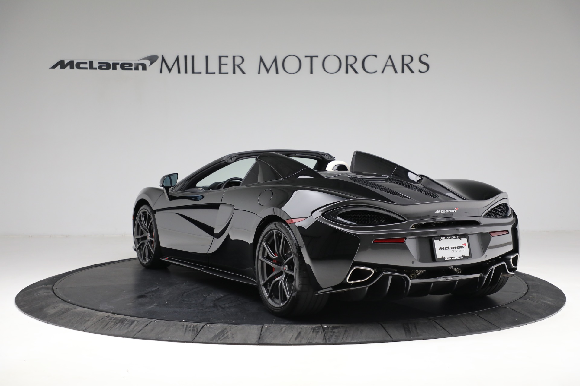 New 2018 McLaren 570S Spider For Sale In Westport, CT 2312_p5