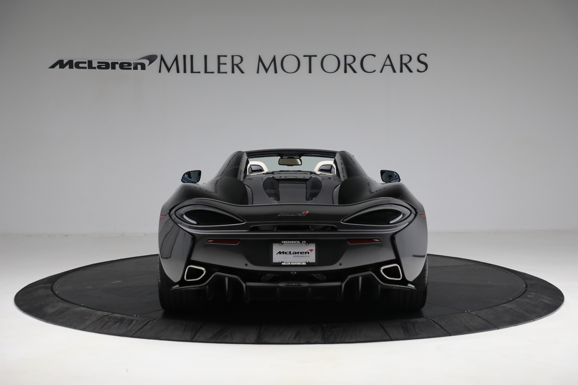 New 2018 McLaren 570S Spider For Sale In Westport, CT 2312_p6