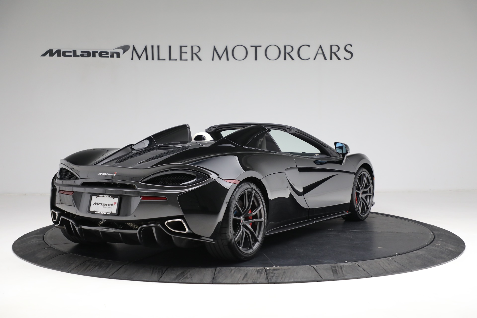 New 2018 McLaren 570S Spider For Sale In Westport, CT 2312_p7