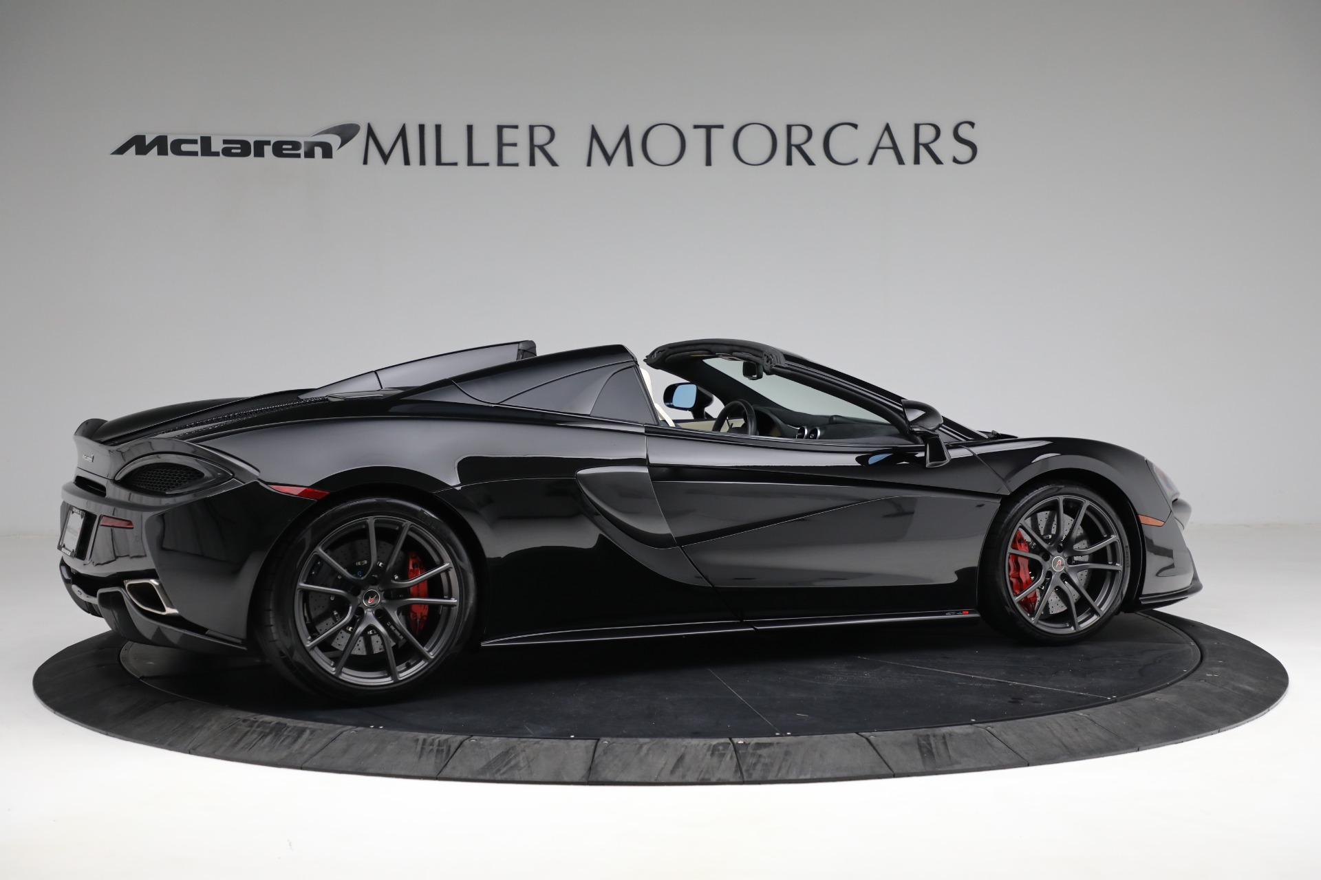 New 2018 McLaren 570S Spider For Sale In Westport, CT 2312_p8