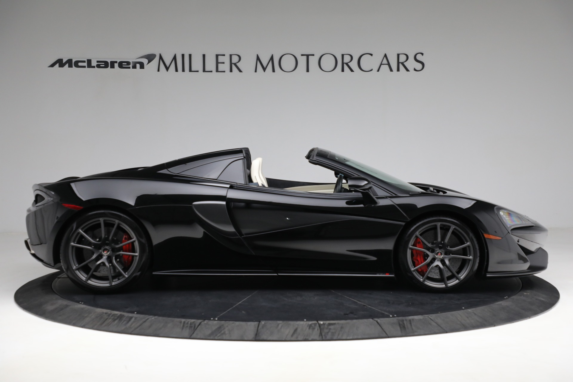 New 2018 McLaren 570S Spider For Sale In Westport, CT 2312_p9