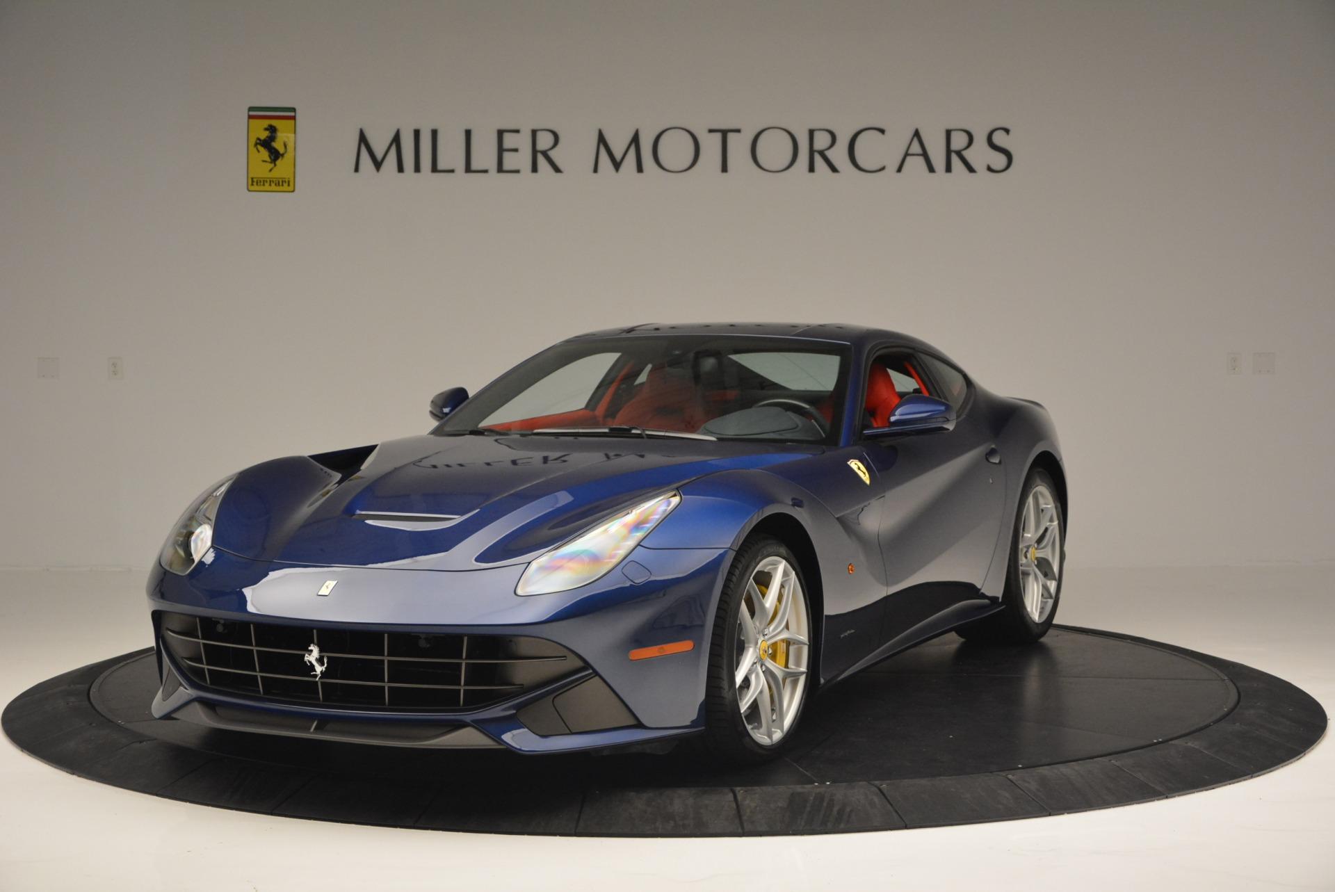 Used 2016 Ferrari F12 Berlinetta  For Sale In Westport, CT 2315_main