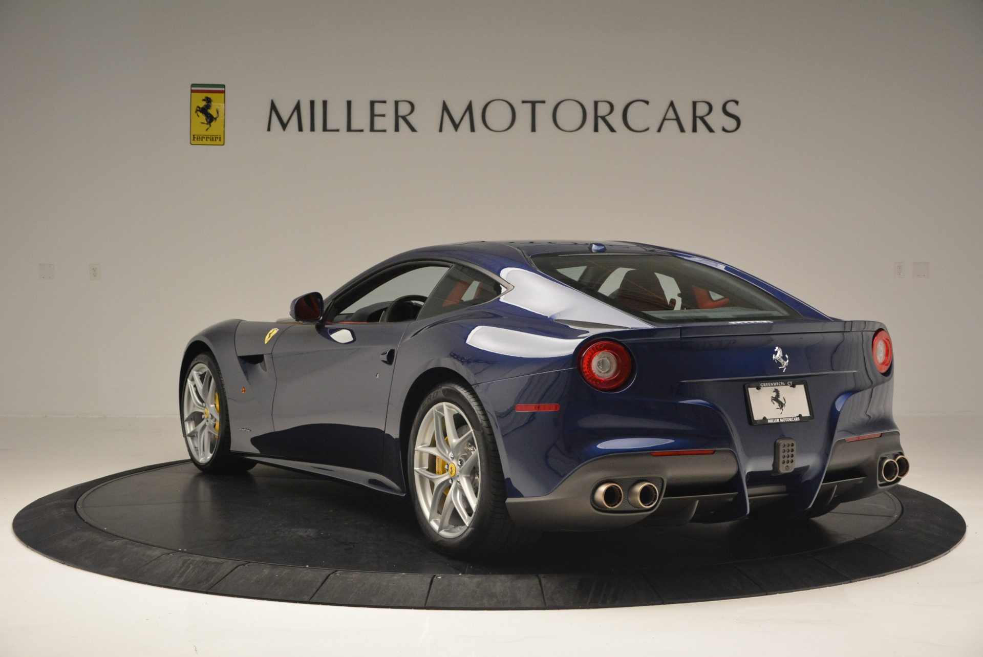 Used 2016 Ferrari F12 Berlinetta  For Sale In Westport, CT 2315_p5