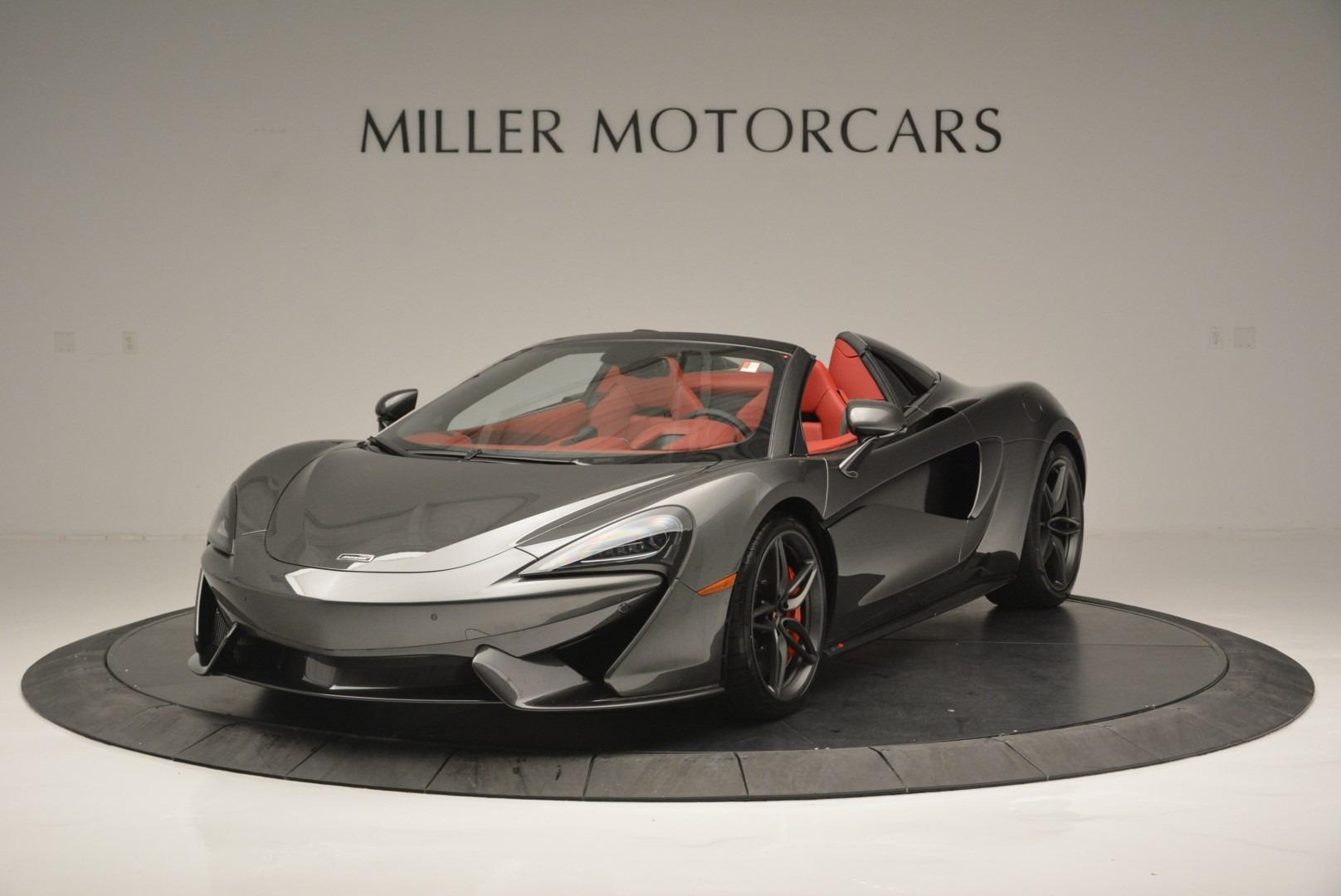 New 2018 McLaren 570S Spider For Sale In Westport, CT 2316_main