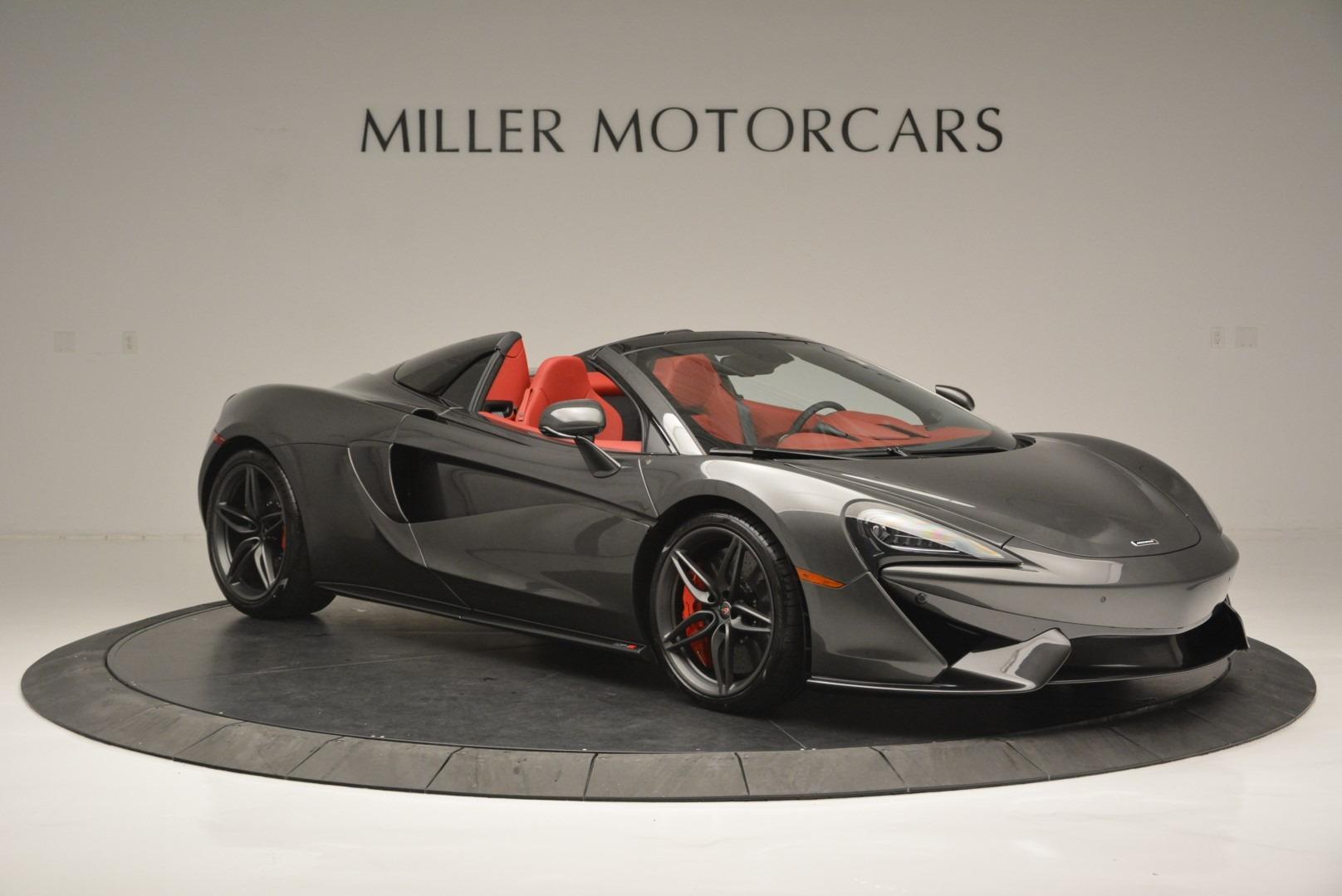 New 2018 McLaren 570S Spider For Sale In Westport, CT 2316_p10