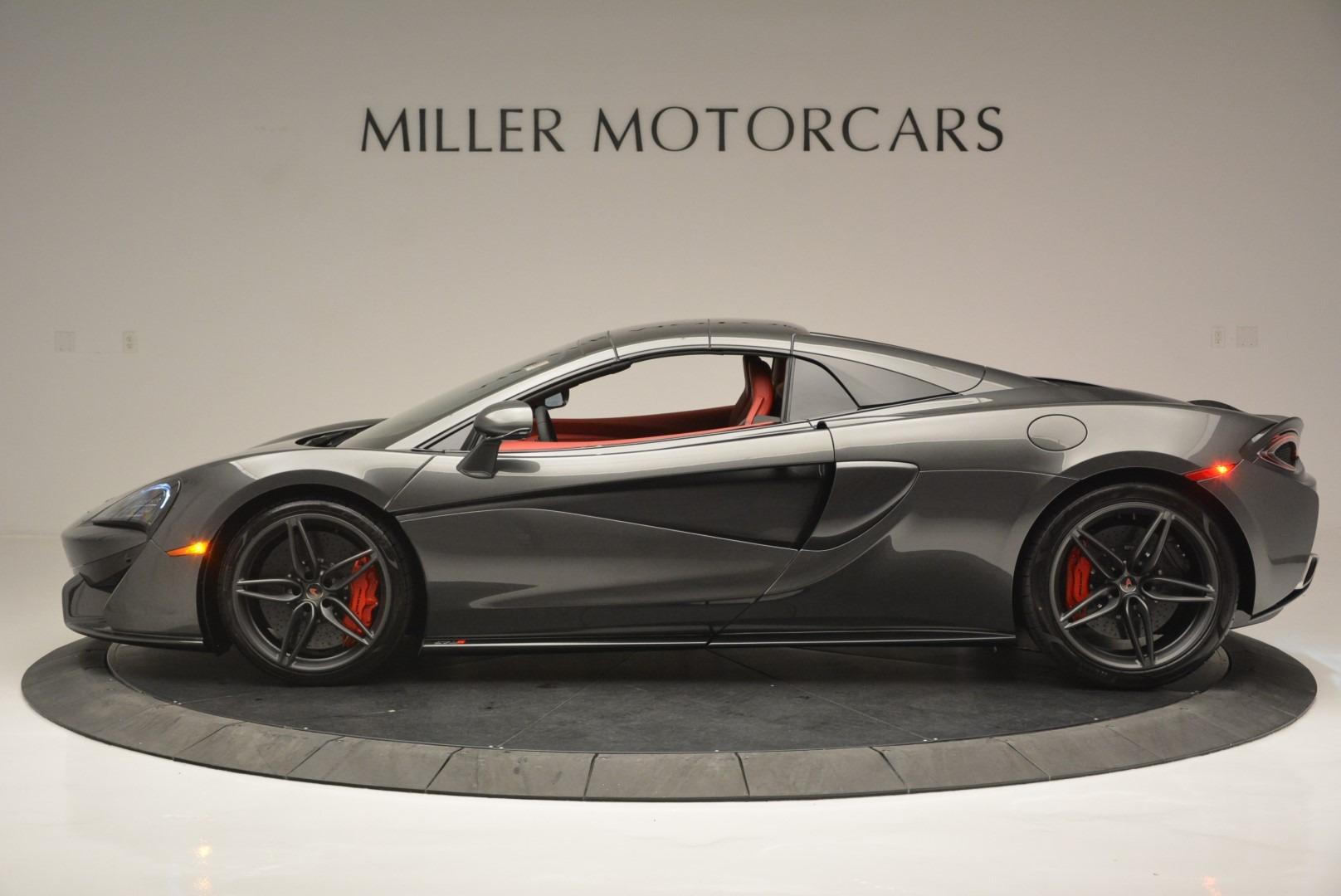 New 2018 McLaren 570S Spider For Sale In Westport, CT 2316_p16