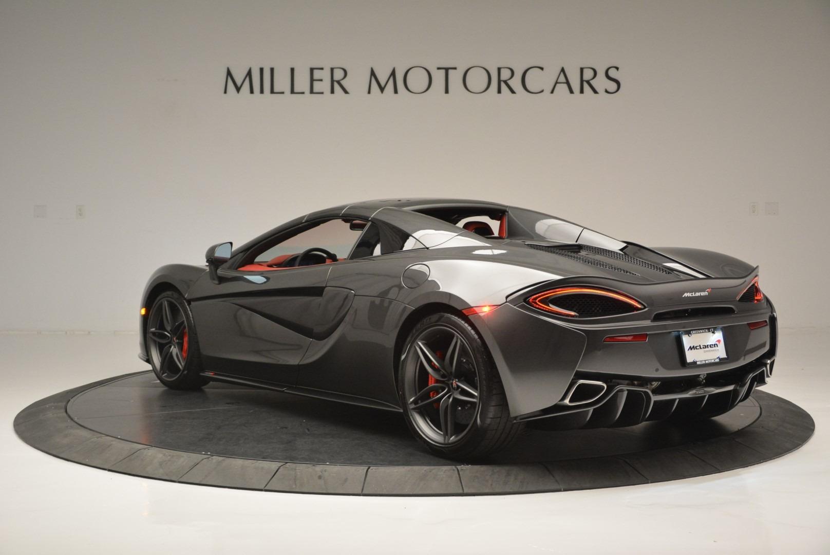 New 2018 McLaren 570S Spider For Sale In Westport, CT 2316_p17