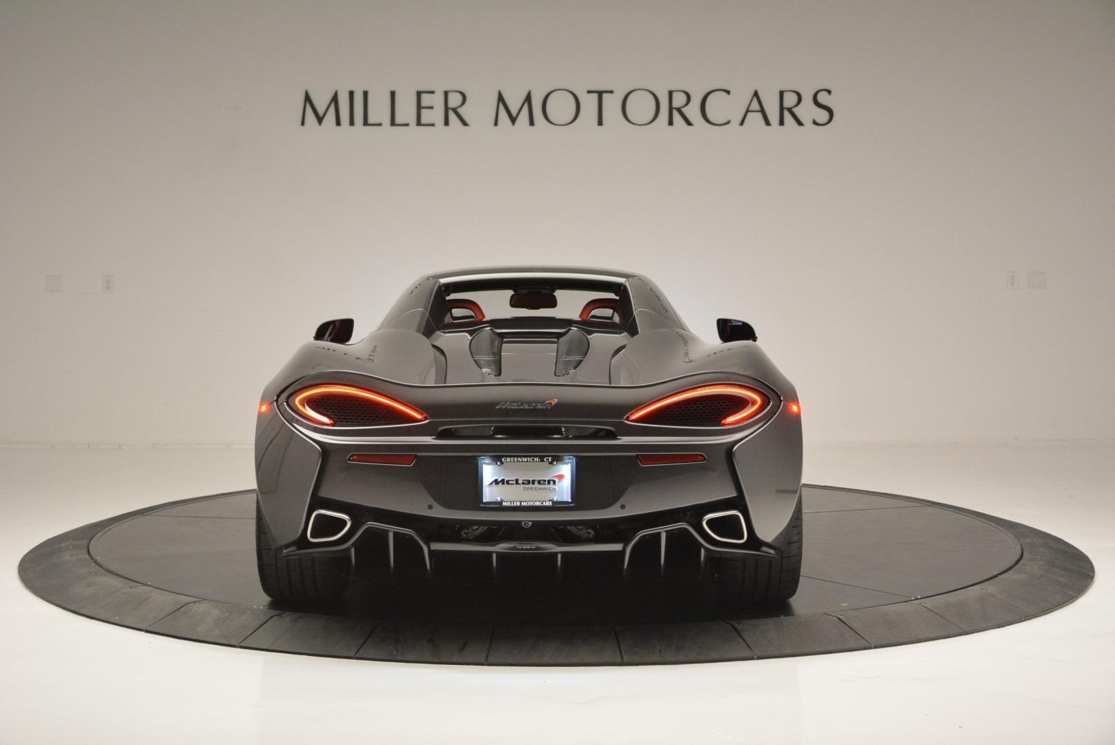 New 2018 McLaren 570S Spider For Sale In Westport, CT 2316_p18