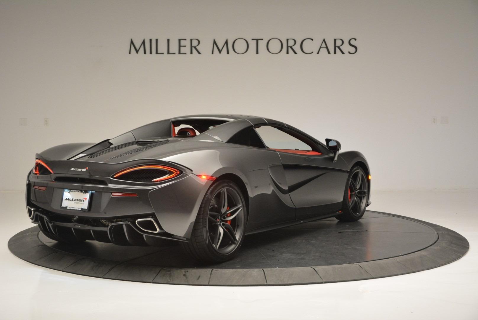 New 2018 McLaren 570S Spider For Sale In Westport, CT 2316_p19
