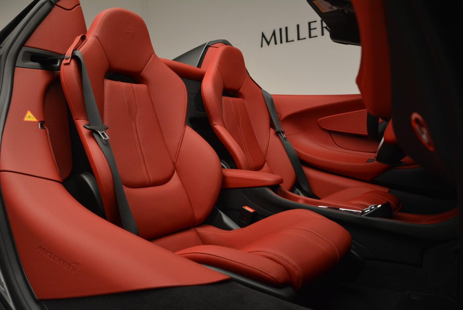 New 2018 McLaren 570S Spider For Sale In Westport, CT 2316_p26