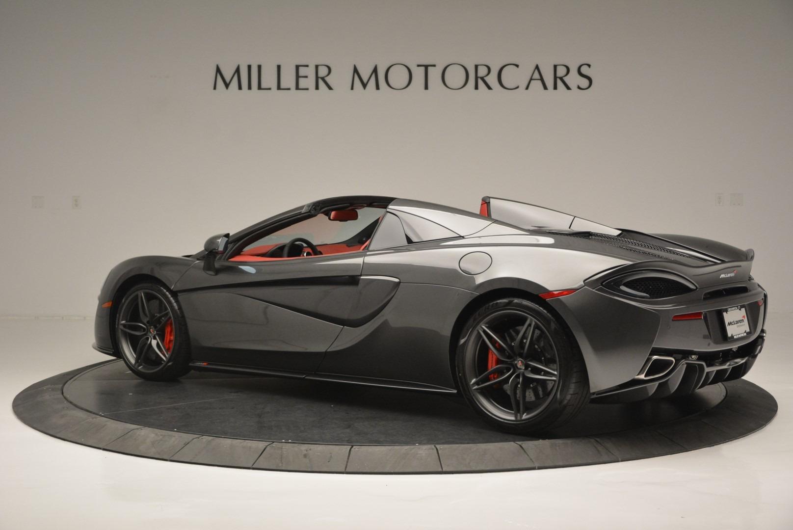 New 2018 McLaren 570S Spider For Sale In Westport, CT 2316_p4