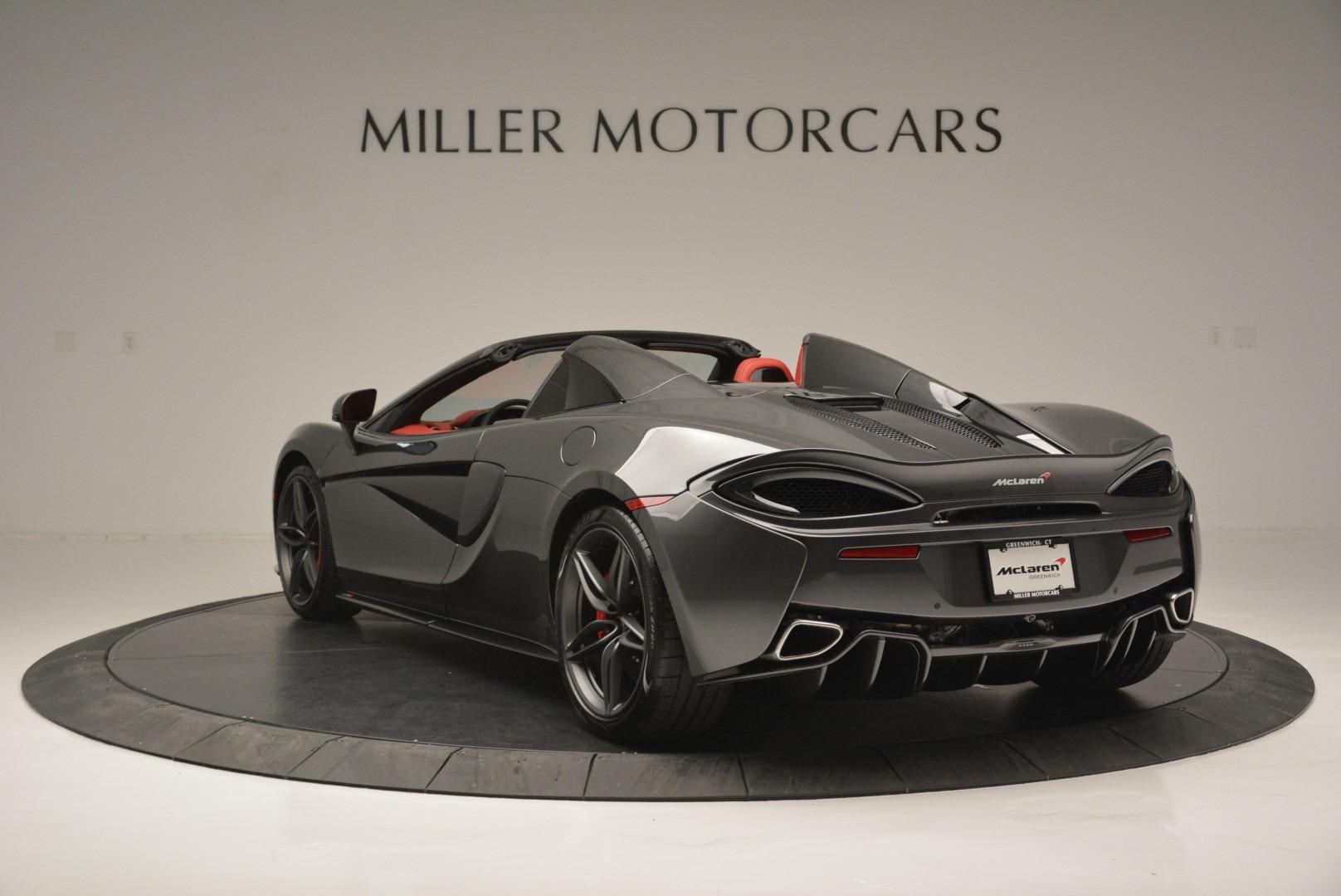New 2018 McLaren 570S Spider For Sale In Westport, CT 2316_p5