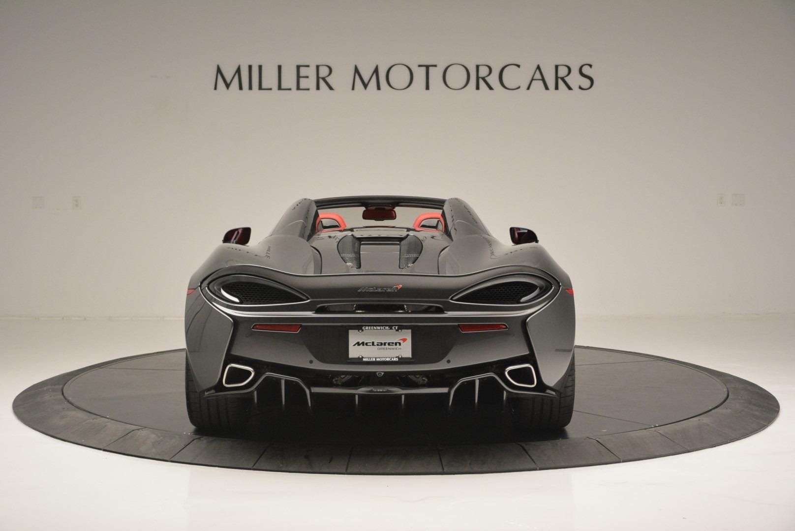 New 2018 McLaren 570S Spider For Sale In Westport, CT 2316_p6