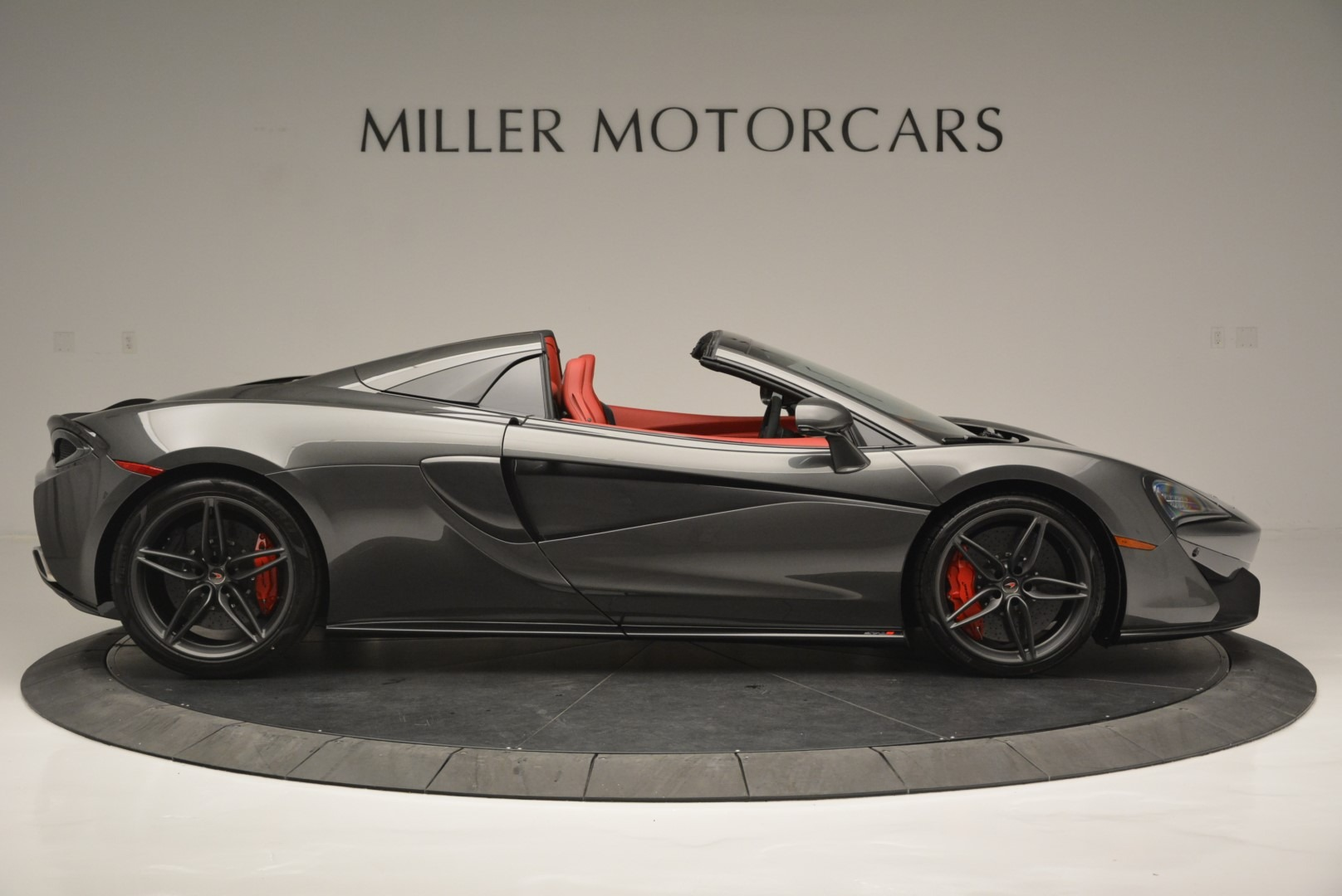 New 2018 McLaren 570S Spider For Sale In Westport, CT 2316_p9