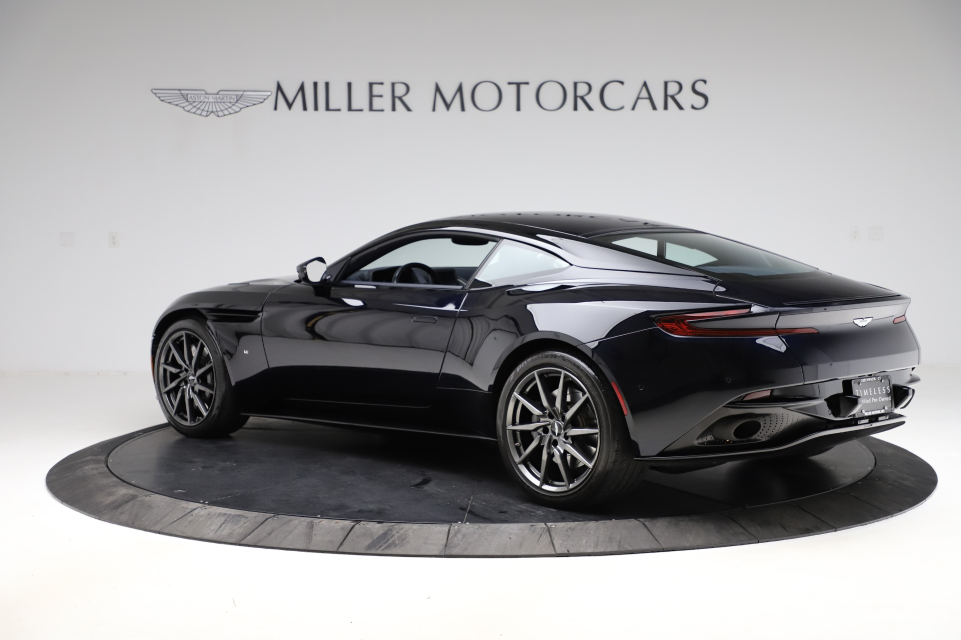 Used 2017 Aston Martin DB11  For Sale In Westport, CT 2317_p3