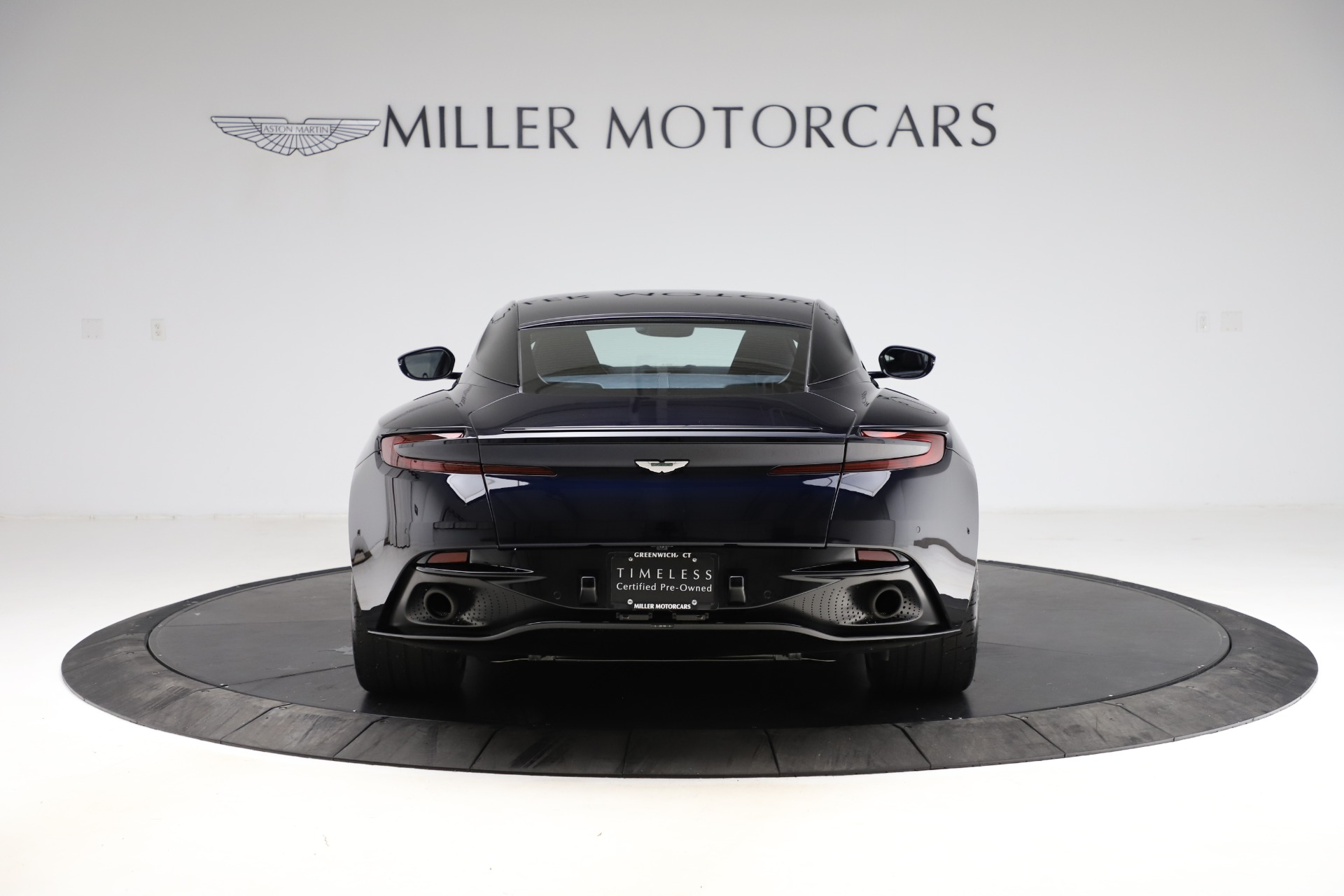 Used 2017 Aston Martin DB11  For Sale In Westport, CT 2317_p4