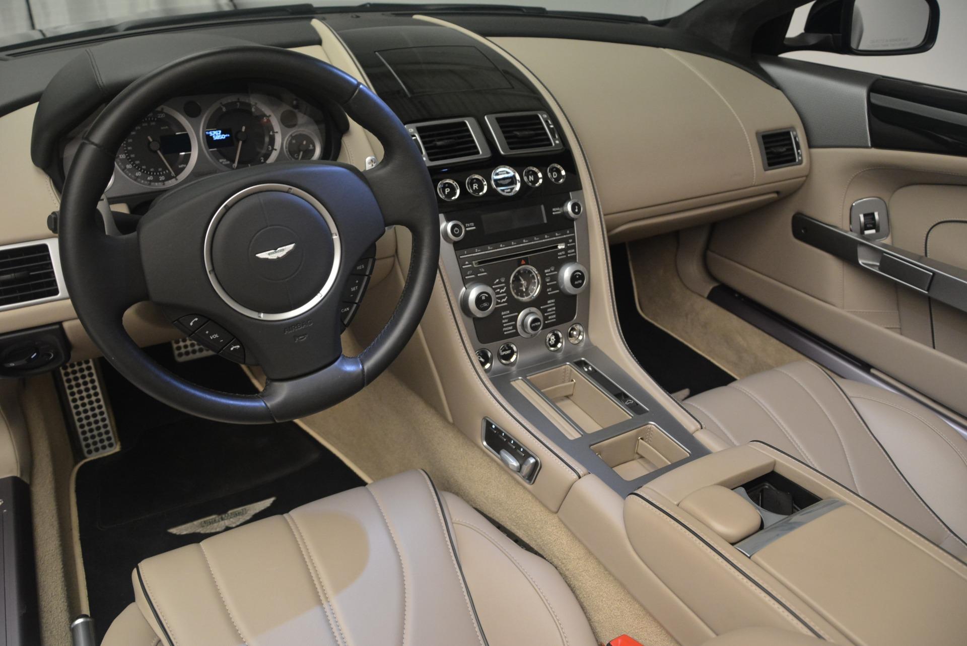 Used 2015 Aston Martin DB9 Volante For Sale In Westport, CT 2318_p20