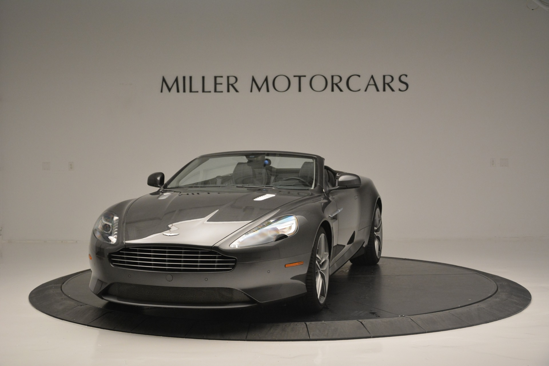 Used 2014 Aston Martin DB9 Volante For Sale In Westport, CT 2319_main