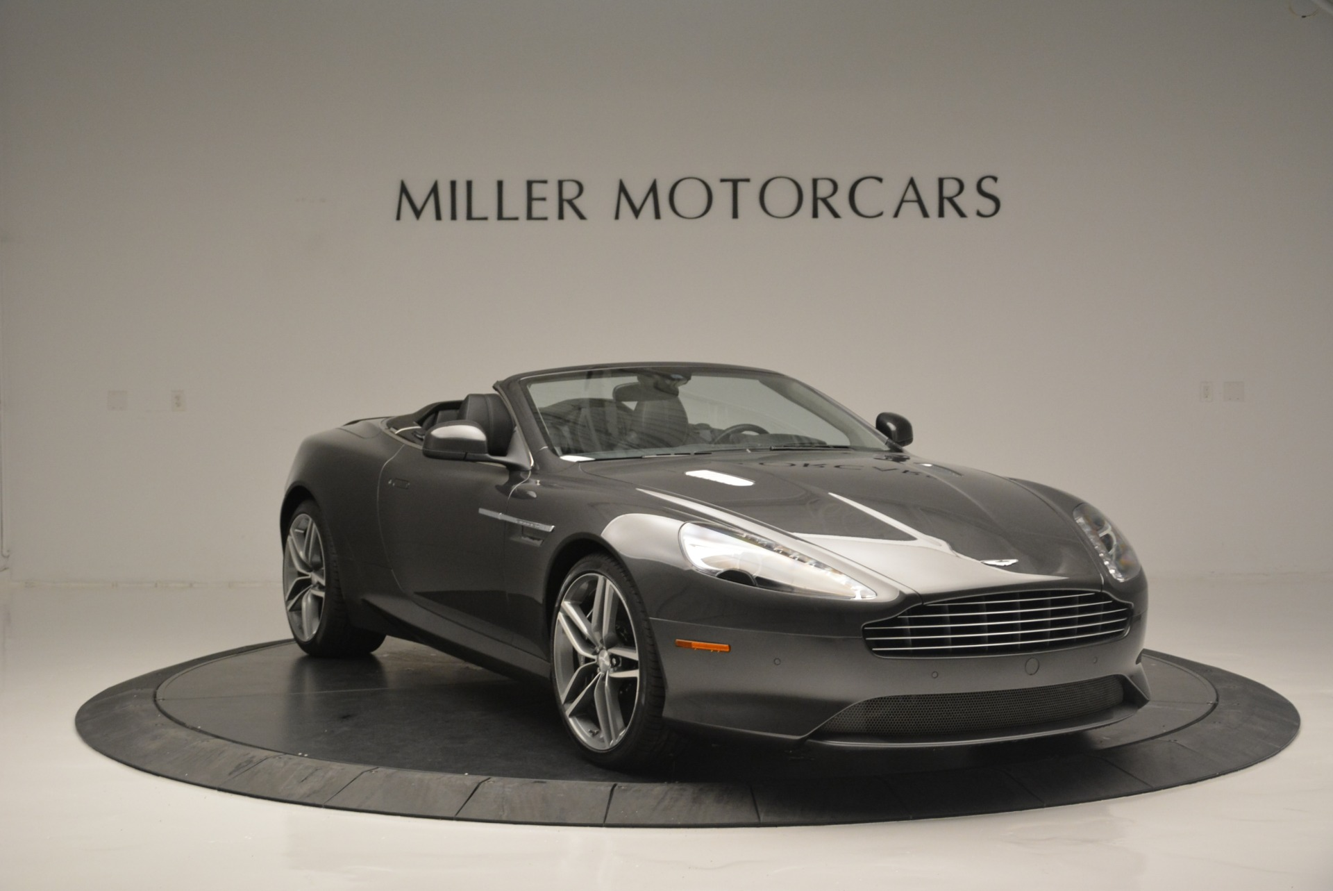 Used 2014 Aston Martin DB9 Volante For Sale In Westport, CT 2319_p11