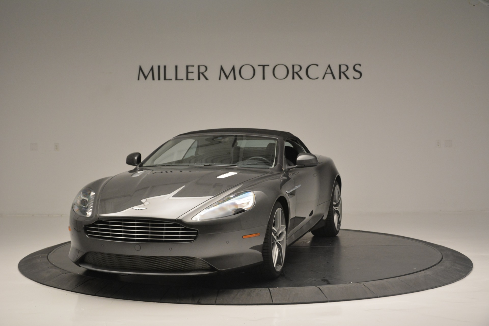 Used 2014 Aston Martin DB9 Volante For Sale In Westport, CT 2319_p13
