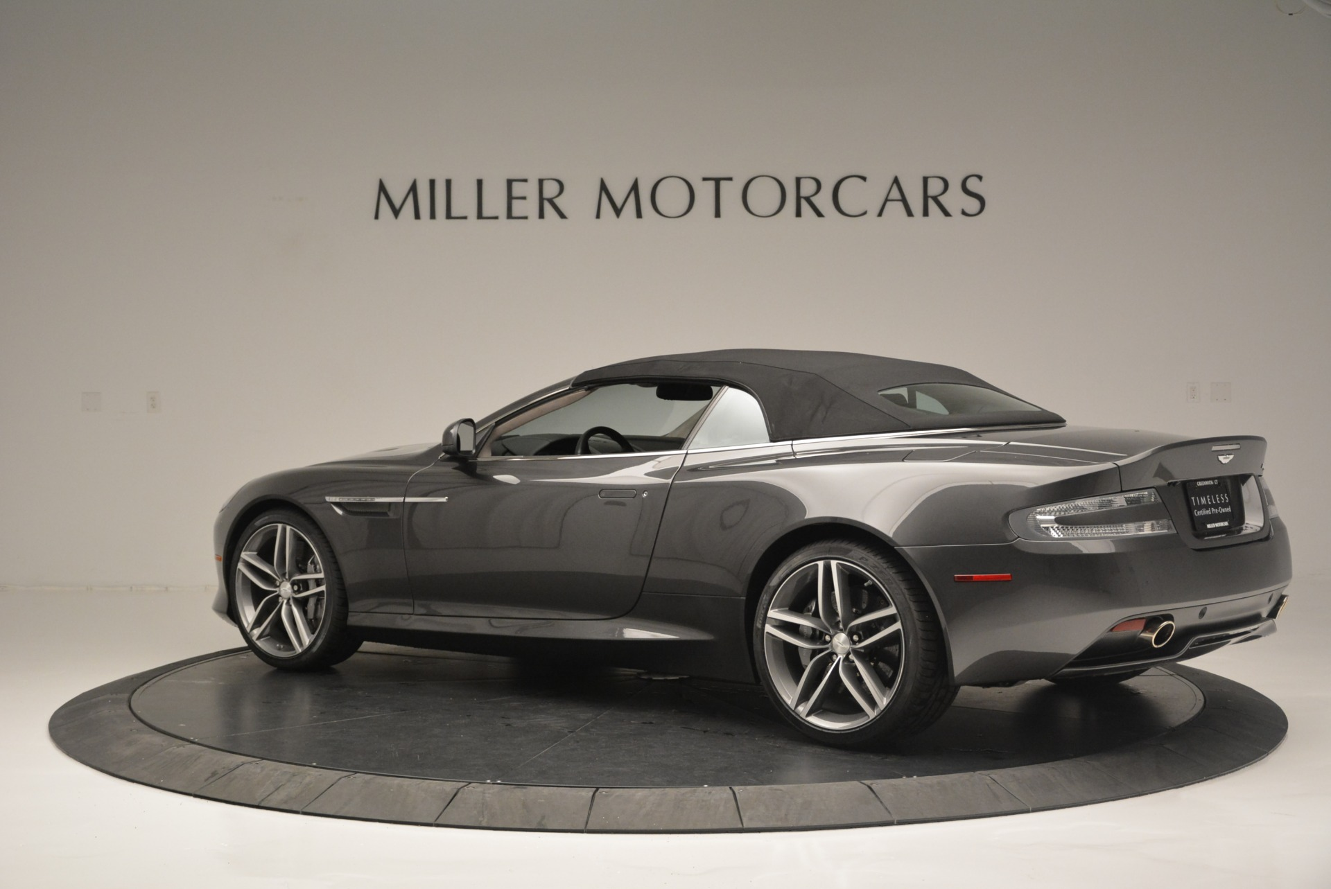 Used 2014 Aston Martin DB9 Volante For Sale In Westport, CT 2319_p16