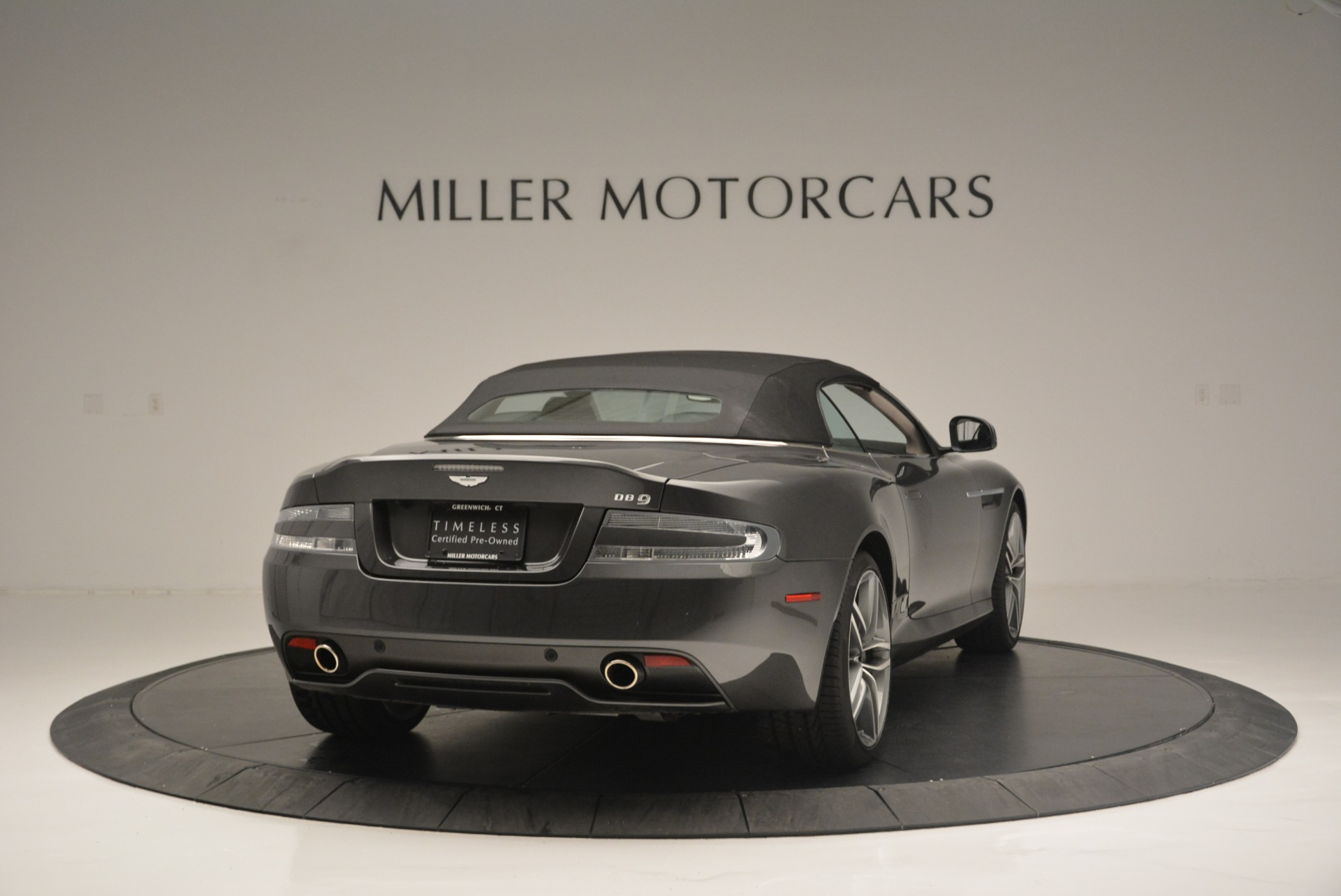 Used 2014 Aston Martin DB9 Volante For Sale In Westport, CT 2319_p19