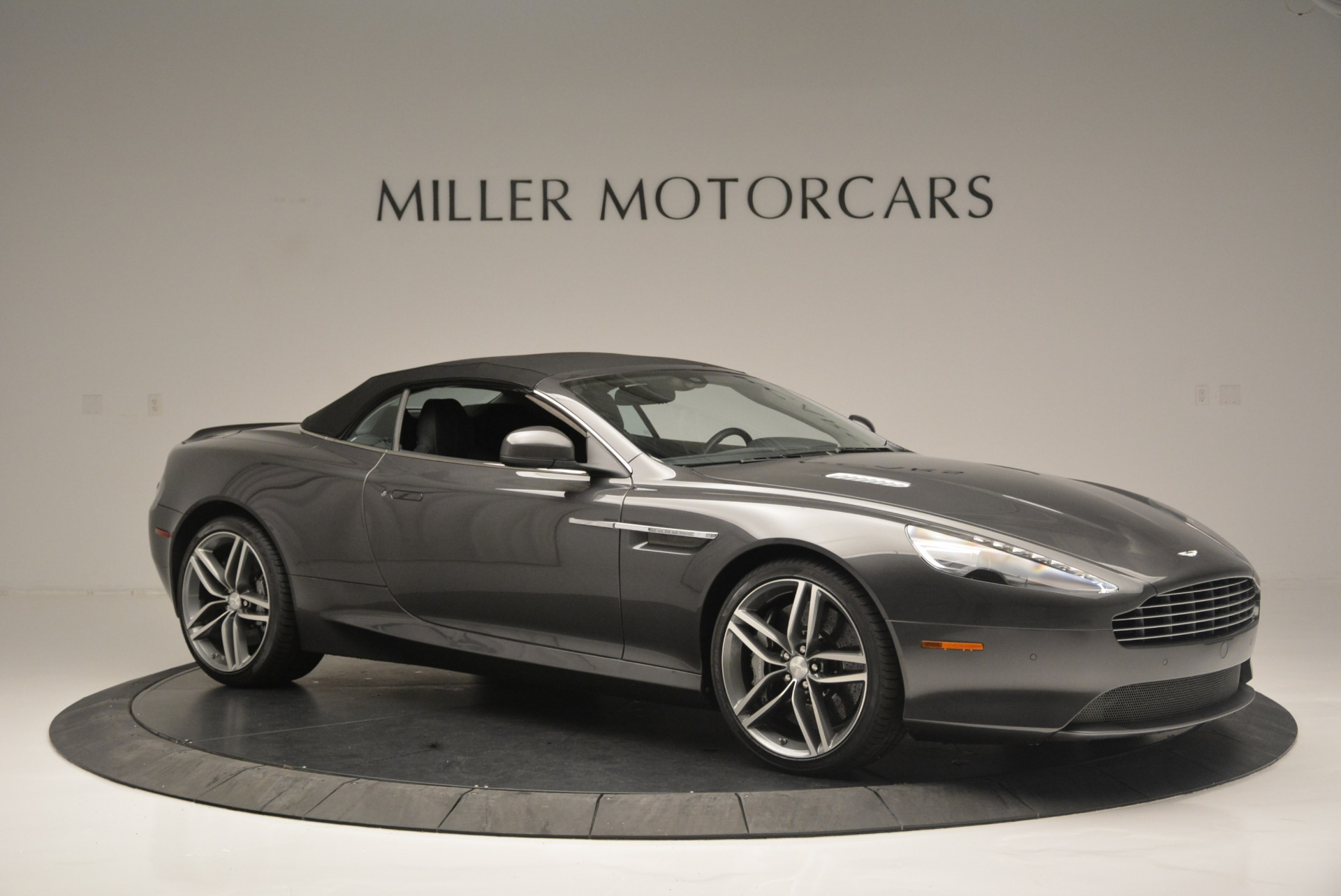 Used 2014 Aston Martin DB9 Volante For Sale In Westport, CT 2319_p22