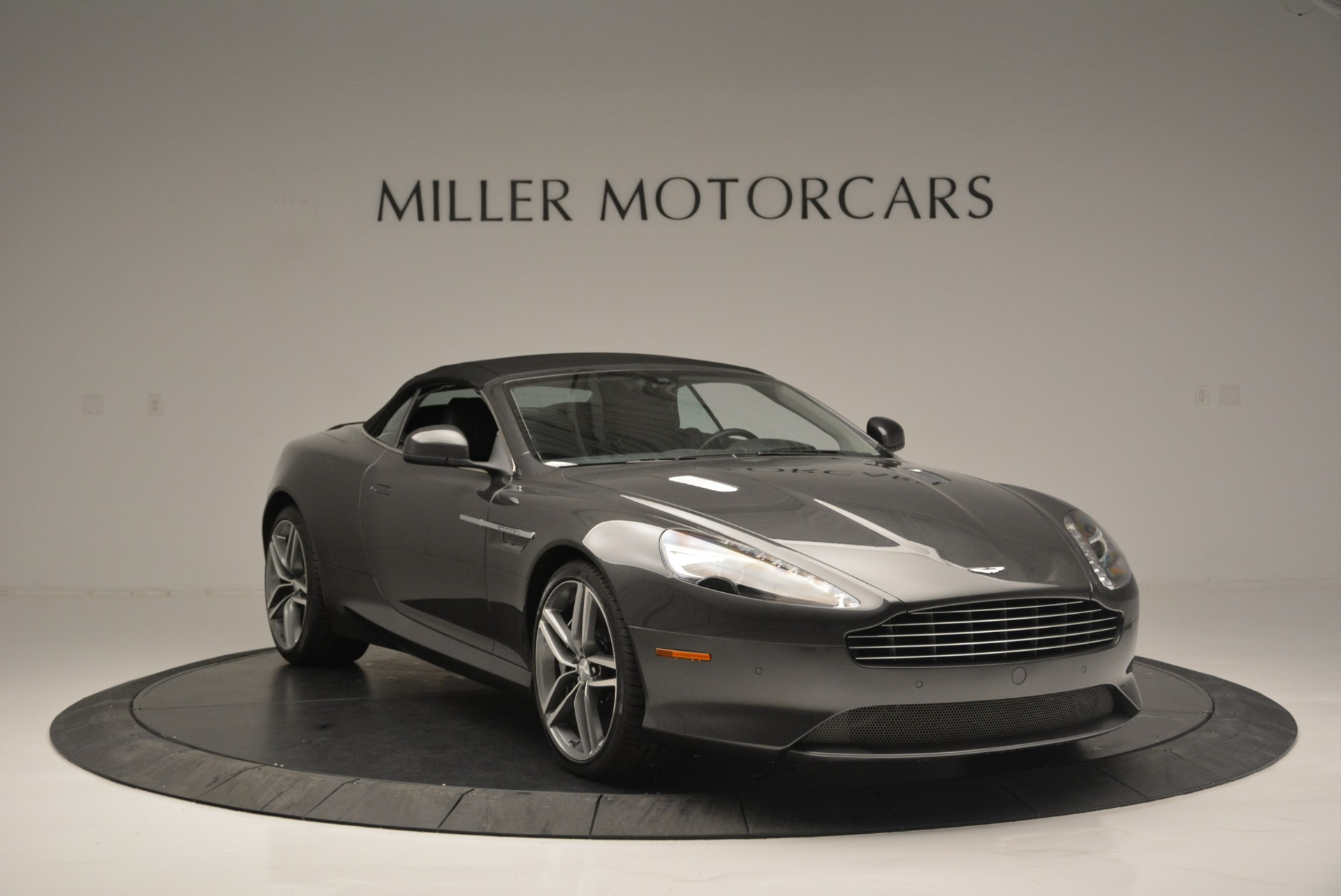 Used 2014 Aston Martin DB9 Volante For Sale In Westport, CT 2319_p23