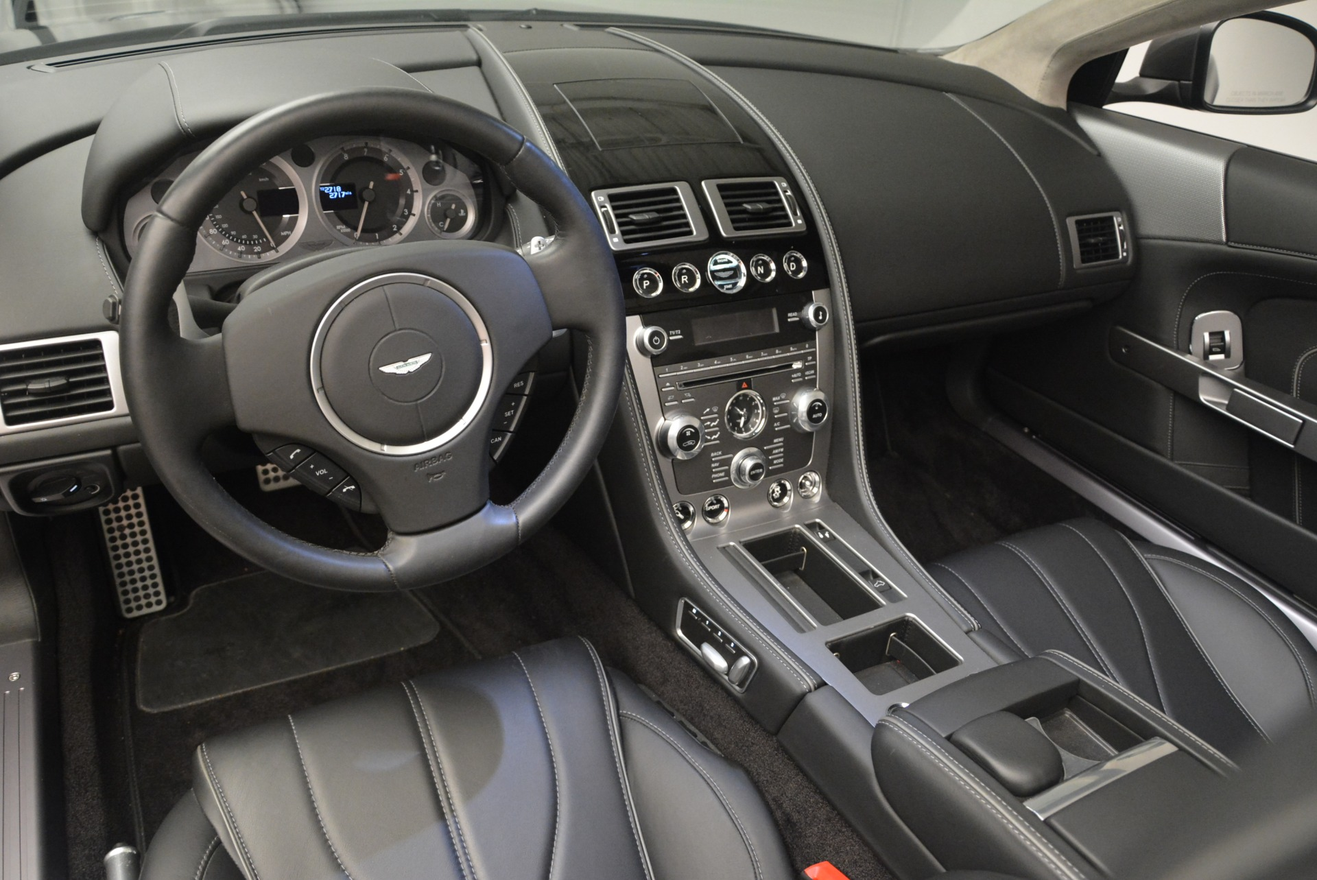 Used 2014 Aston Martin DB9 Volante For Sale In Westport, CT 2319_p26