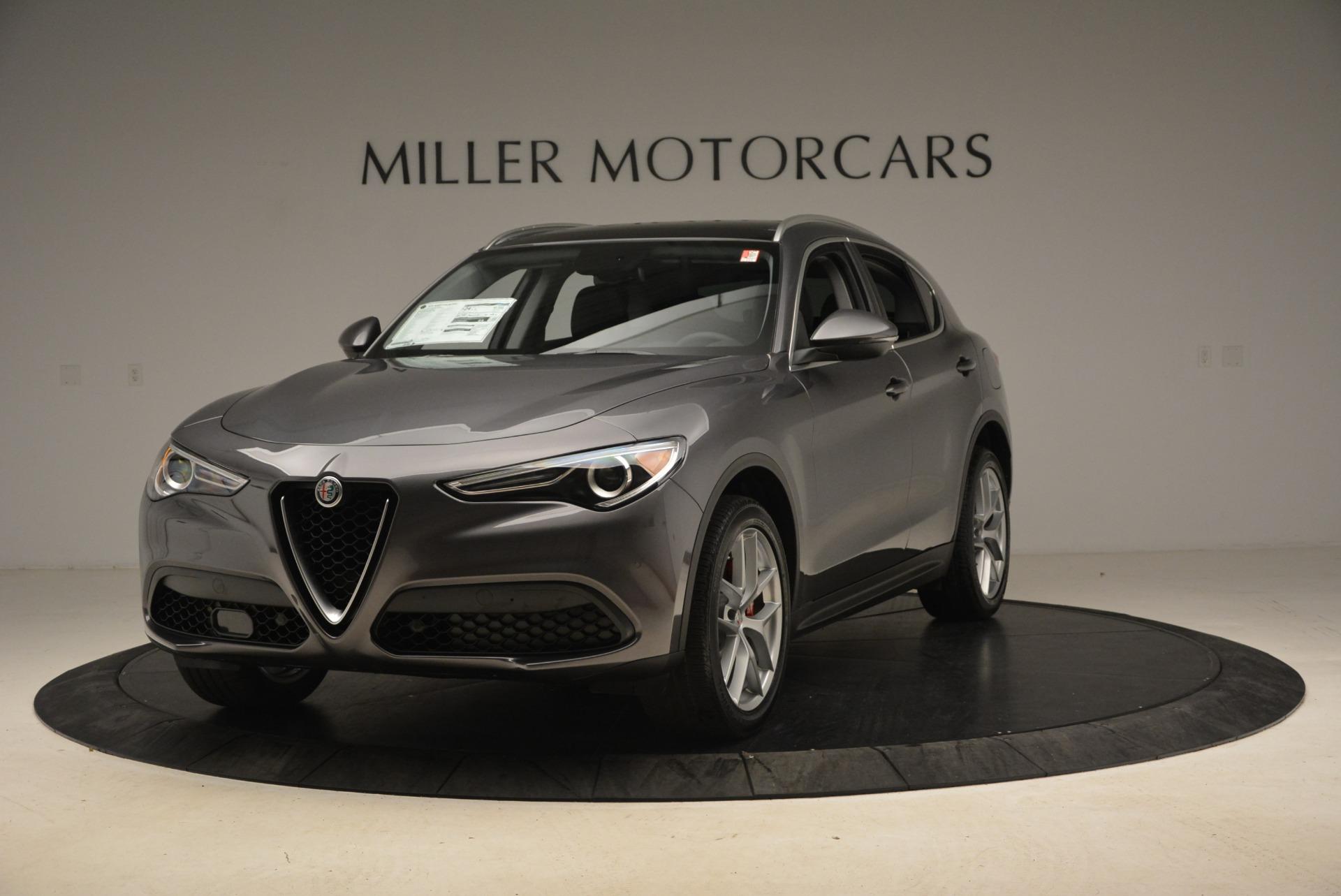 New 2018 Alfa Romeo Stelvio Ti Q4 For Sale In Westport, CT 2320_main